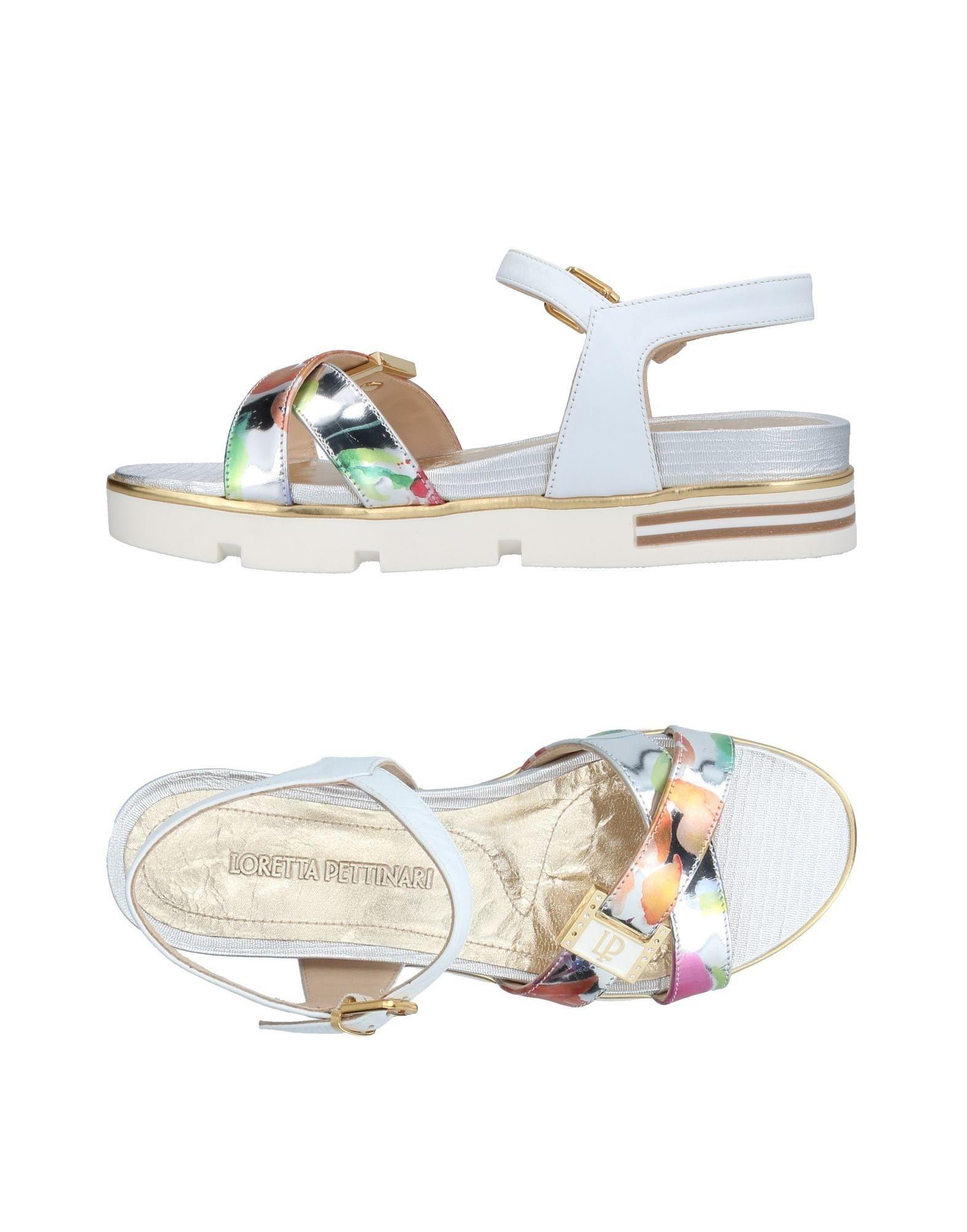 Loretta Pettinari Sandalen Damen  11388026HA Gute Qualität beliebte Schuhe