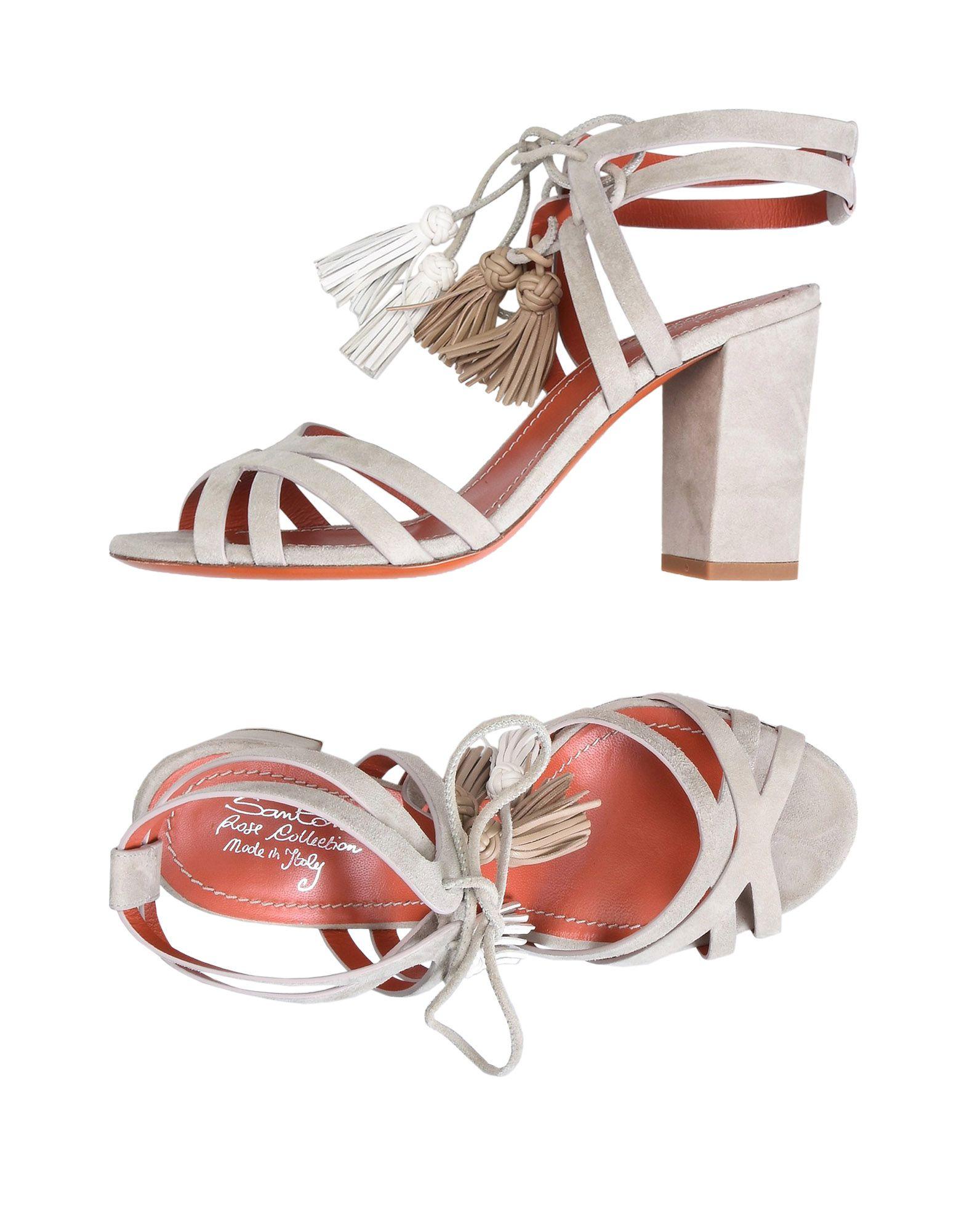 Moda Sandali Santoni Donna - 11388114NJ