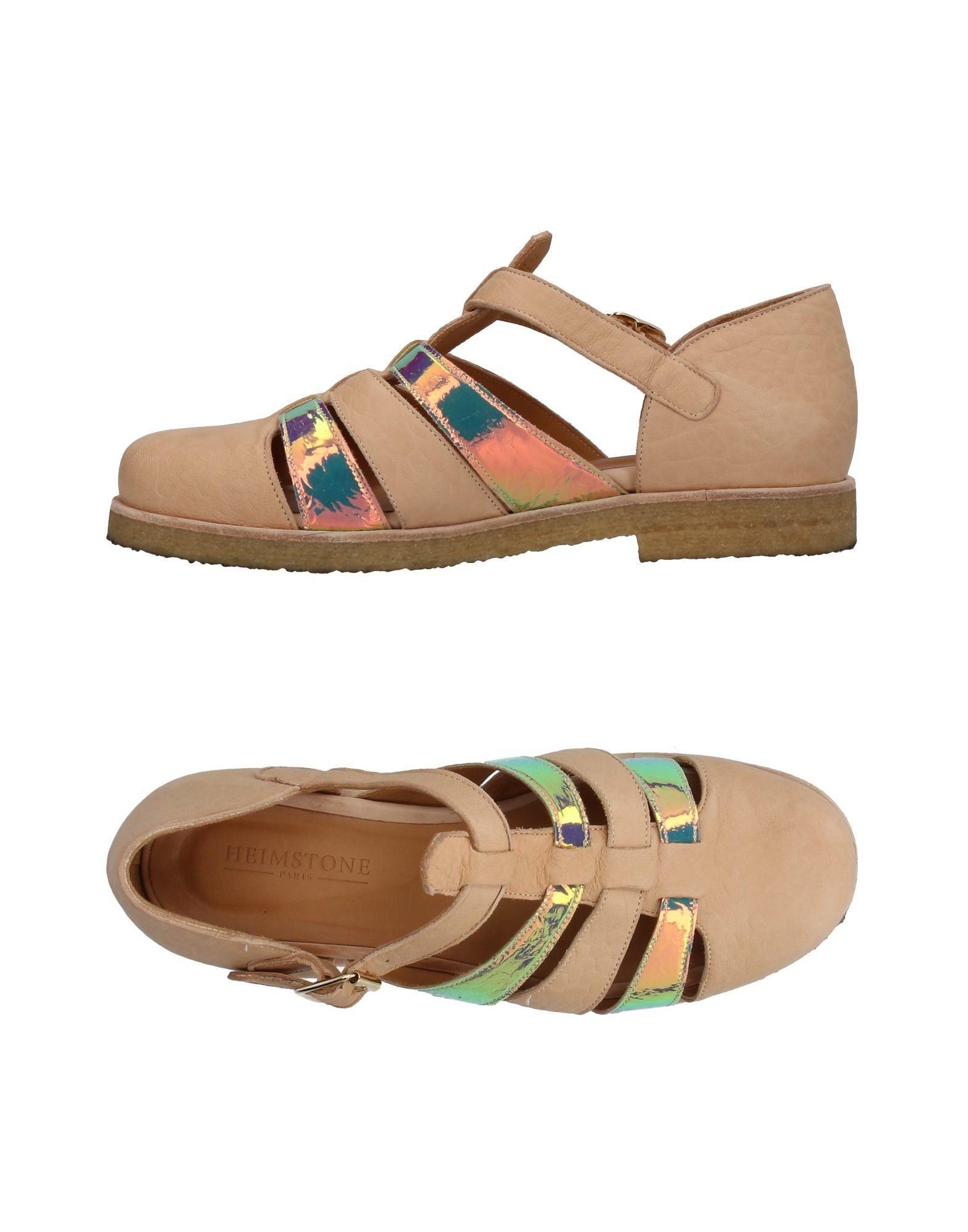 Heimstone Mokassins Damen  11388154IGGut aussehende strapazierfähige Schuhe