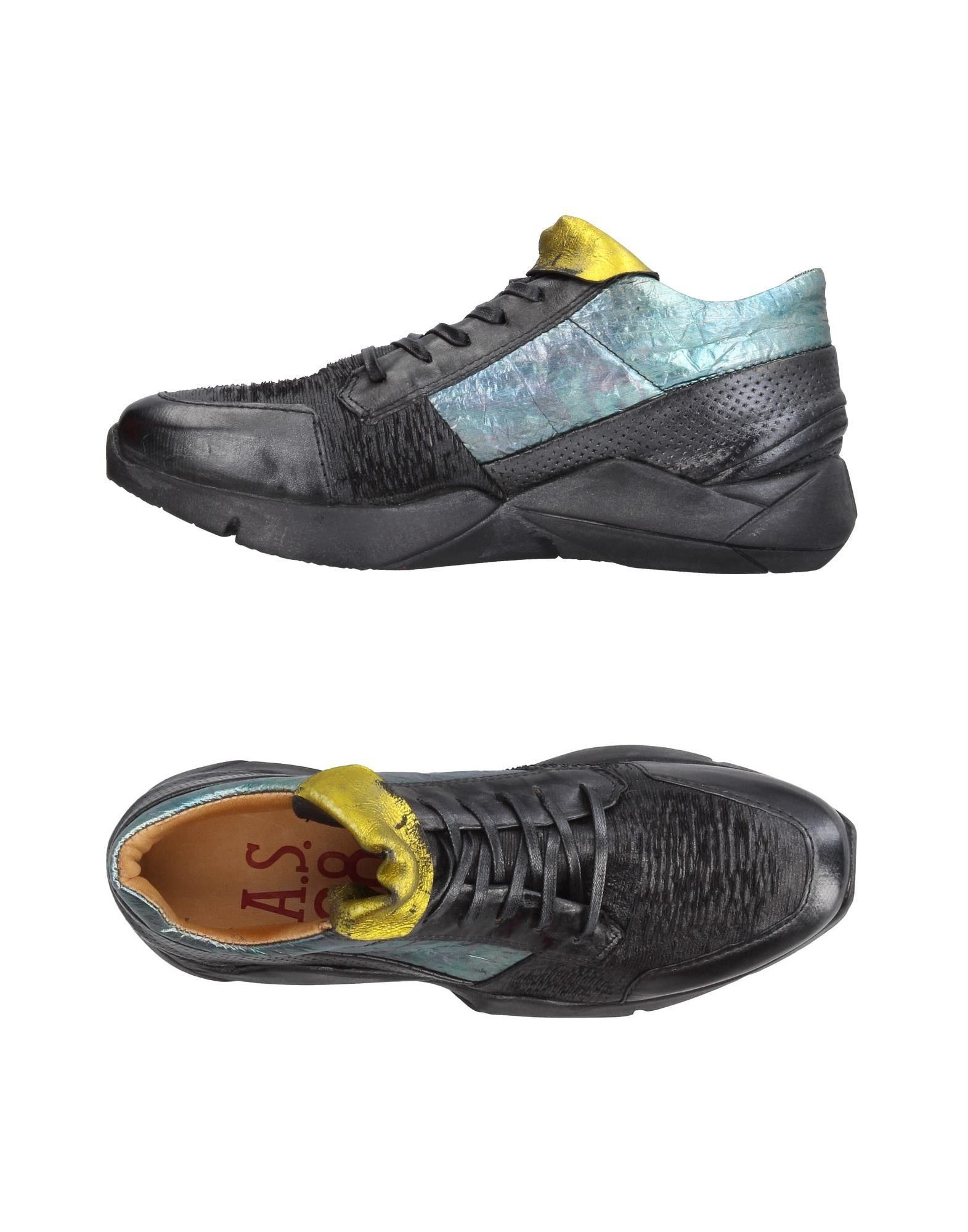 Gut um billige Schuhe zu tragenA.S. 98 Sneakers Damen  11388228HS