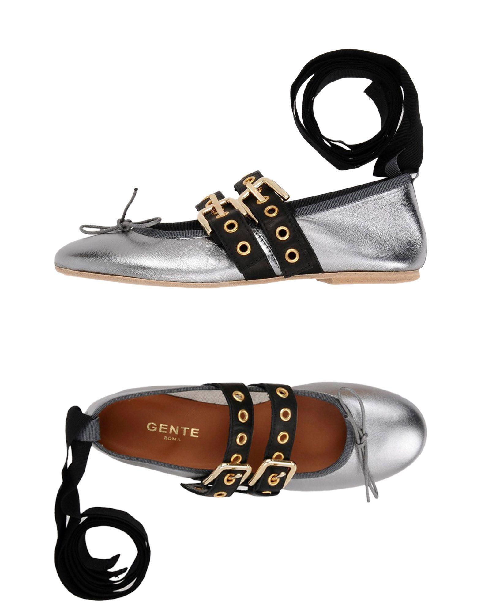 Gut um billige Schuhe zu tragenGente Roma Ballerinas Damen  11388297RF