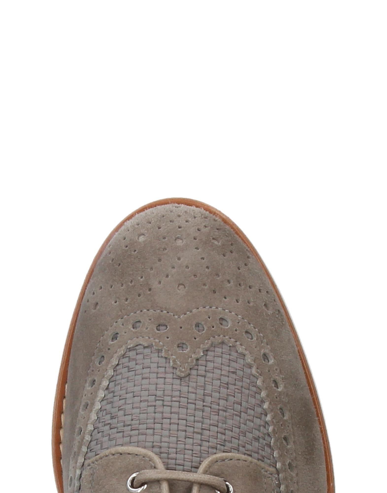 Haltbare Mode billige Schuhe Santoni Schnürschuhe Damen  11388333AA Heiße Schuhe