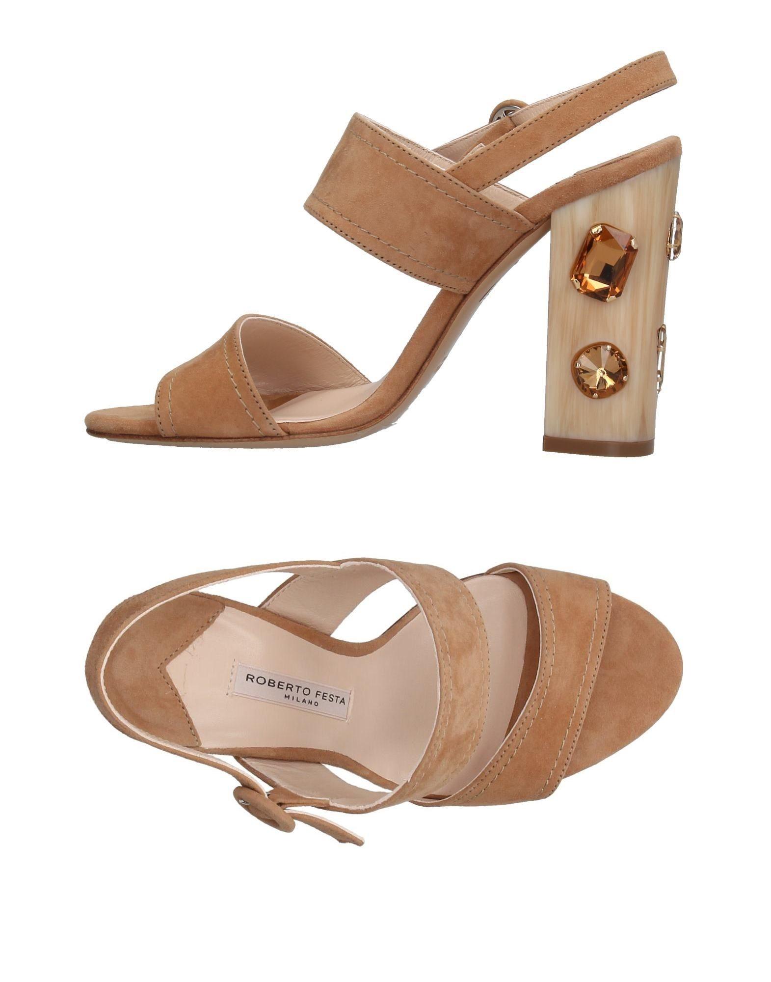 Roberto Festa Sandalen Damen  11388349MR Gute Qualität beliebte Schuhe