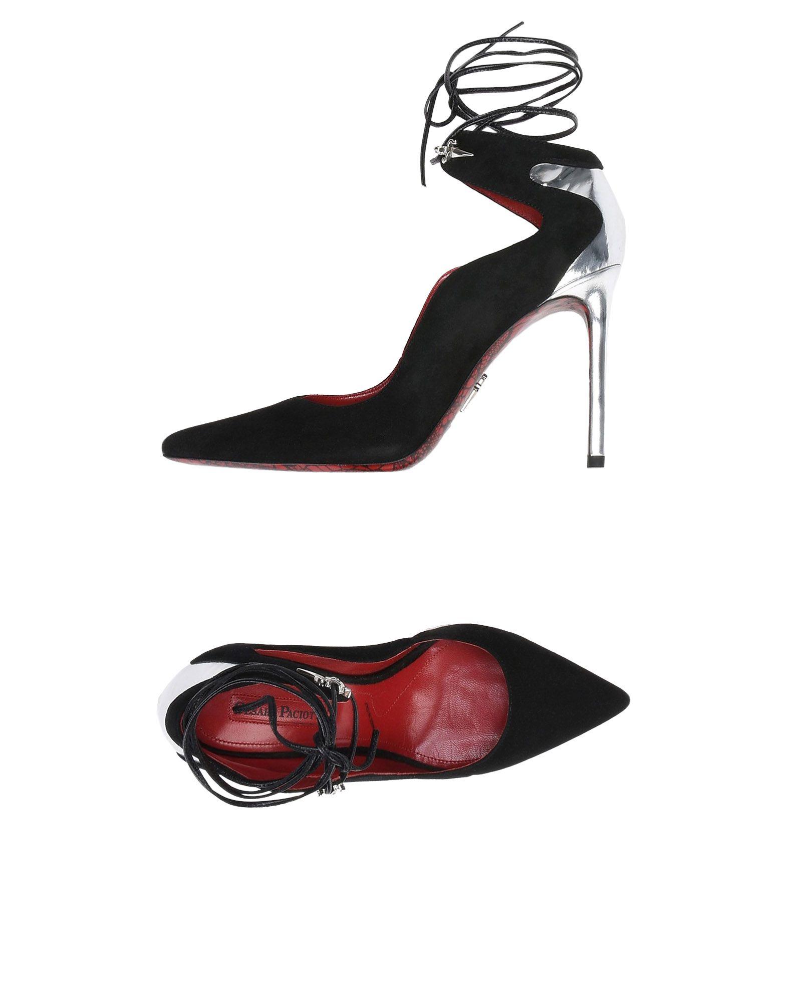 Stilvolle billige Schuhe Cesare Paciotti Pumps Damen  11388390PR