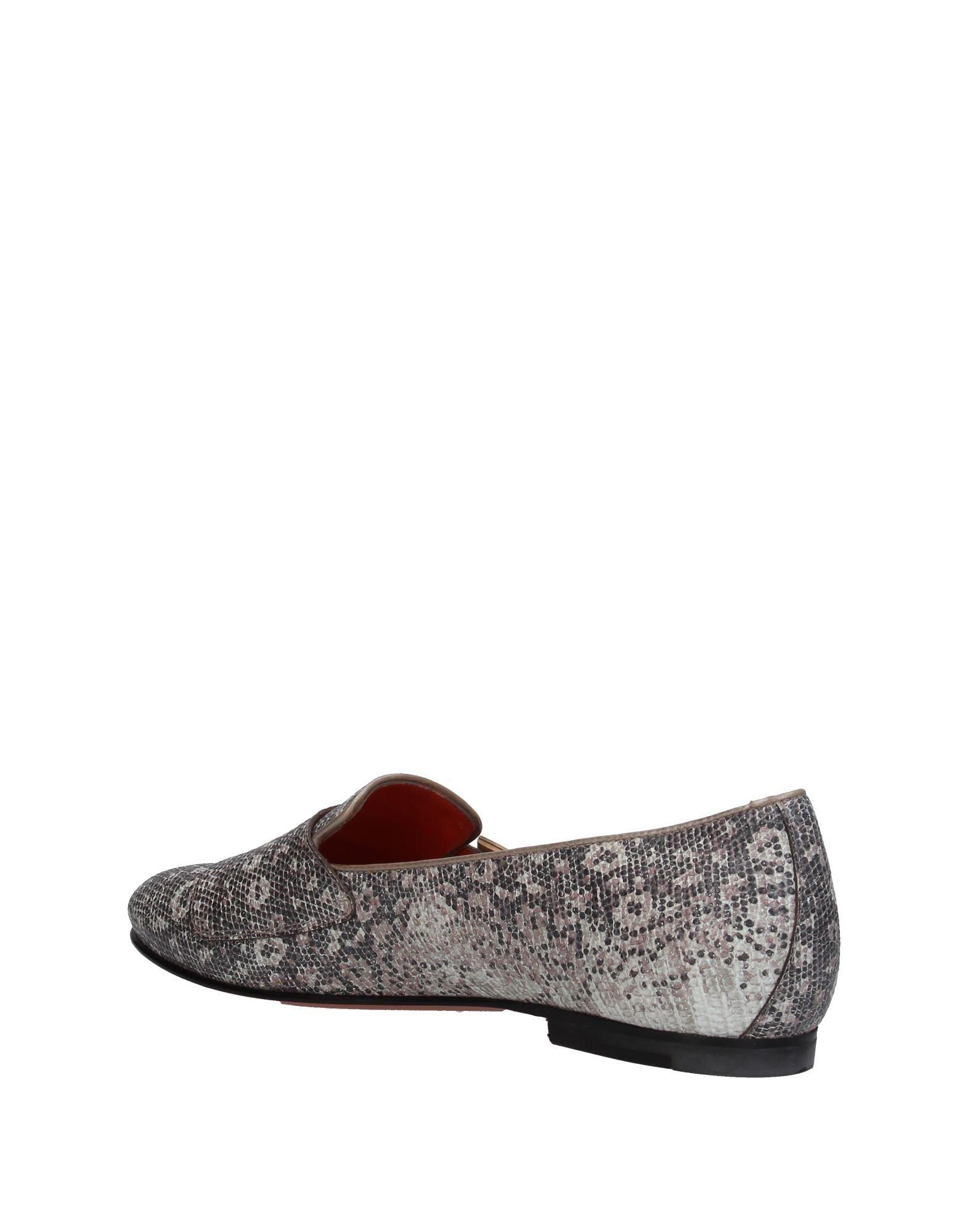 Santoni Mokassins Damen  11388424VSGut aussehende strapazierfähige Schuhe