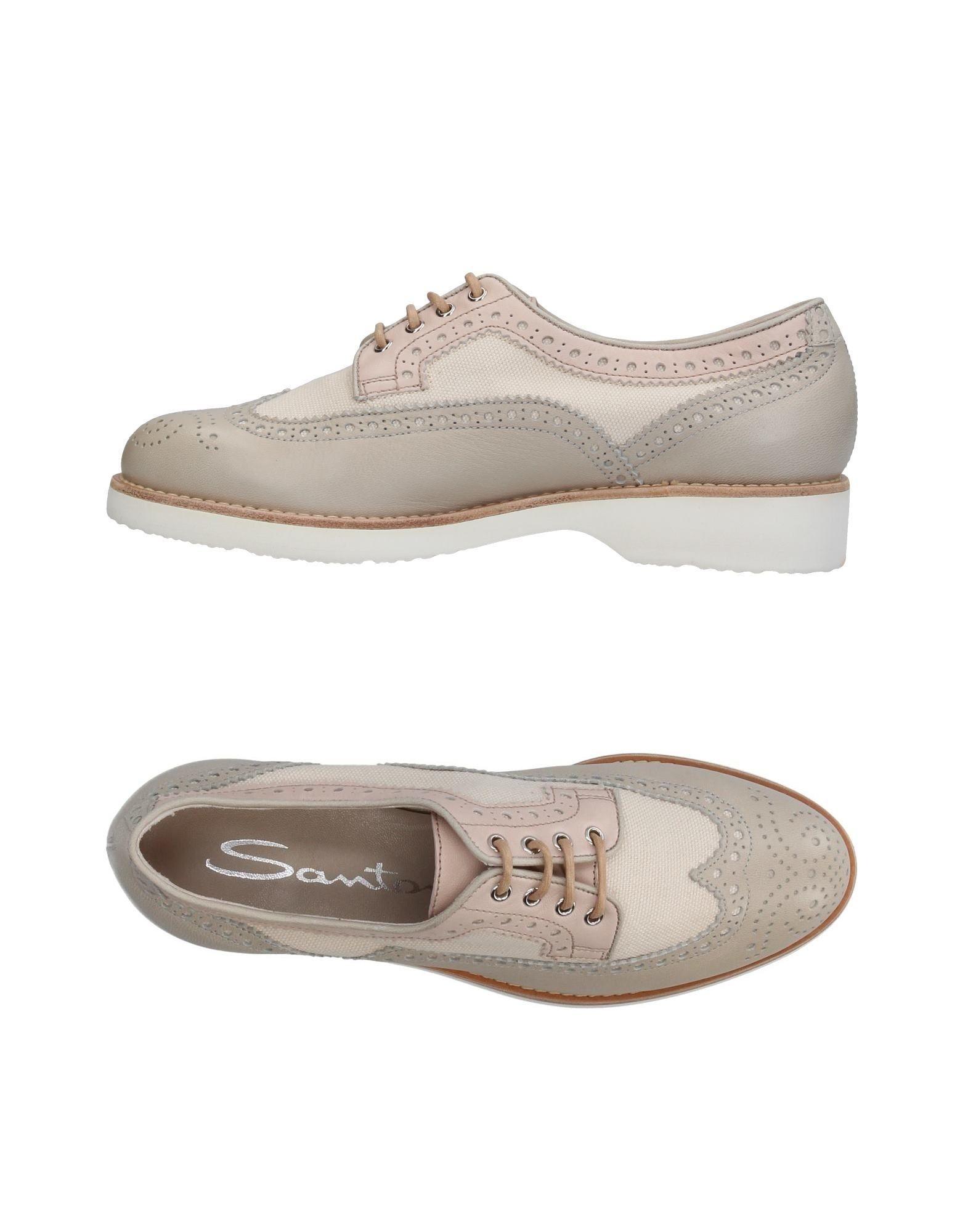 Haltbare Mode billige Schuhe Santoni Schnürschuhe Damen  11388471DT Heiße Schuhe