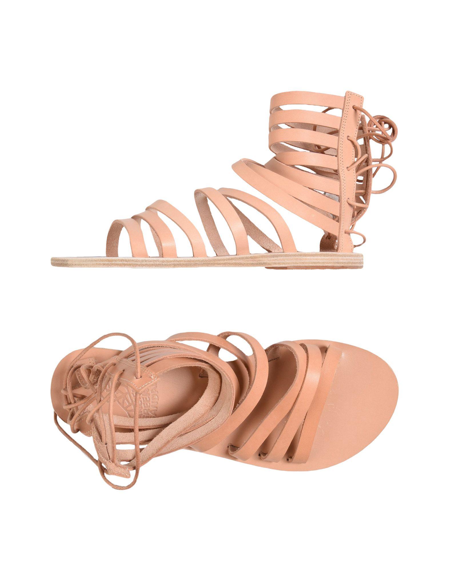 Sandali Sandals Ancient Acquista Donna su Greek online w7vErwd