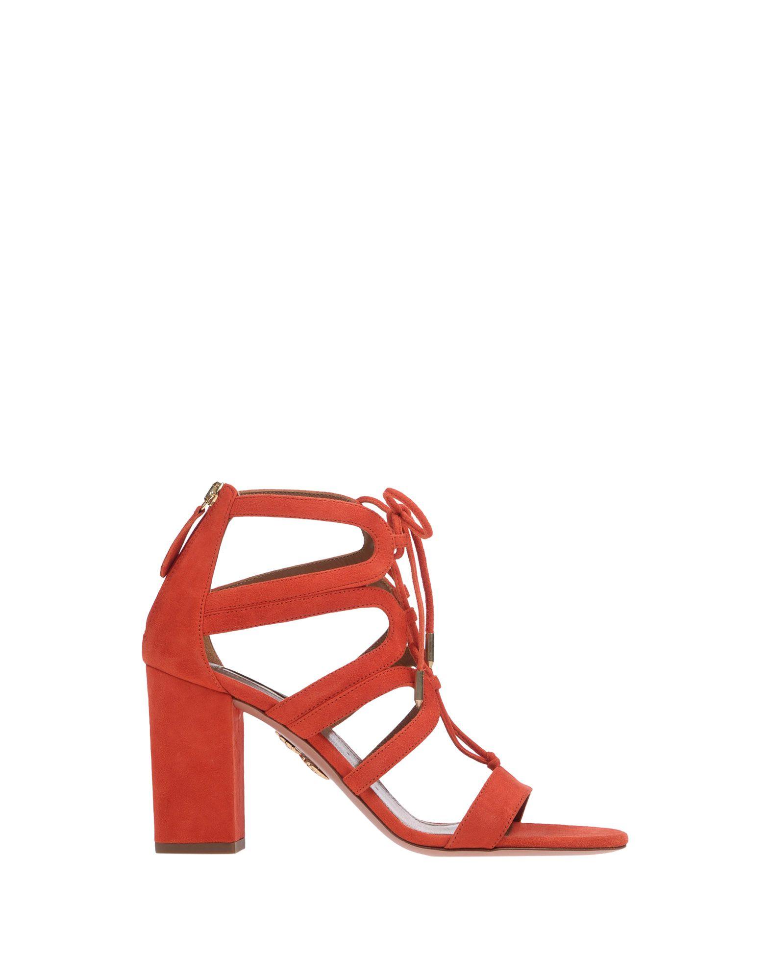 Aquazzura Sandalen Damen Schuhe  11388529RQ Heiße Schuhe Damen 583074