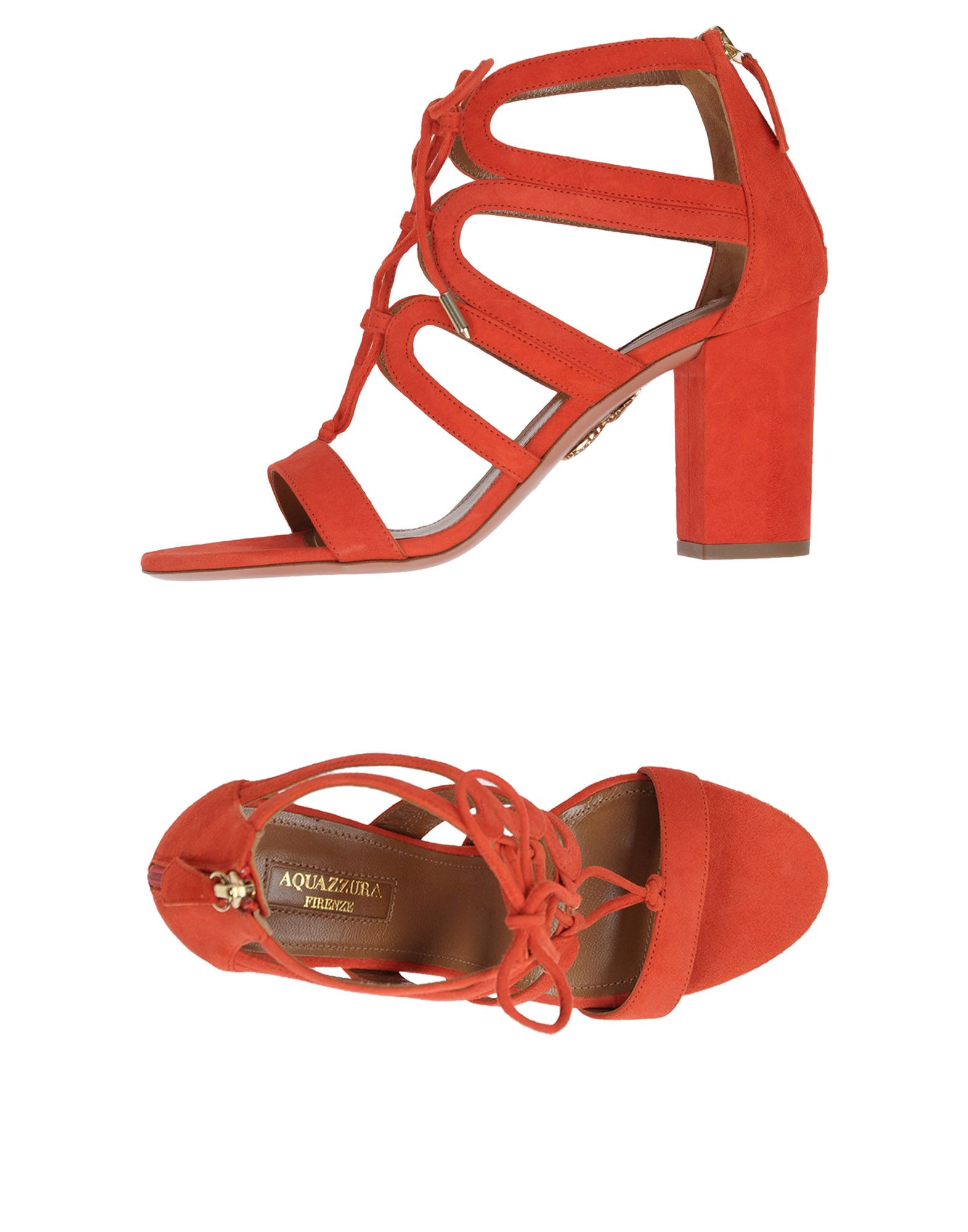 Aquazzura Sandalen Damen  11388529RQGünstige gut aussehende Schuhe