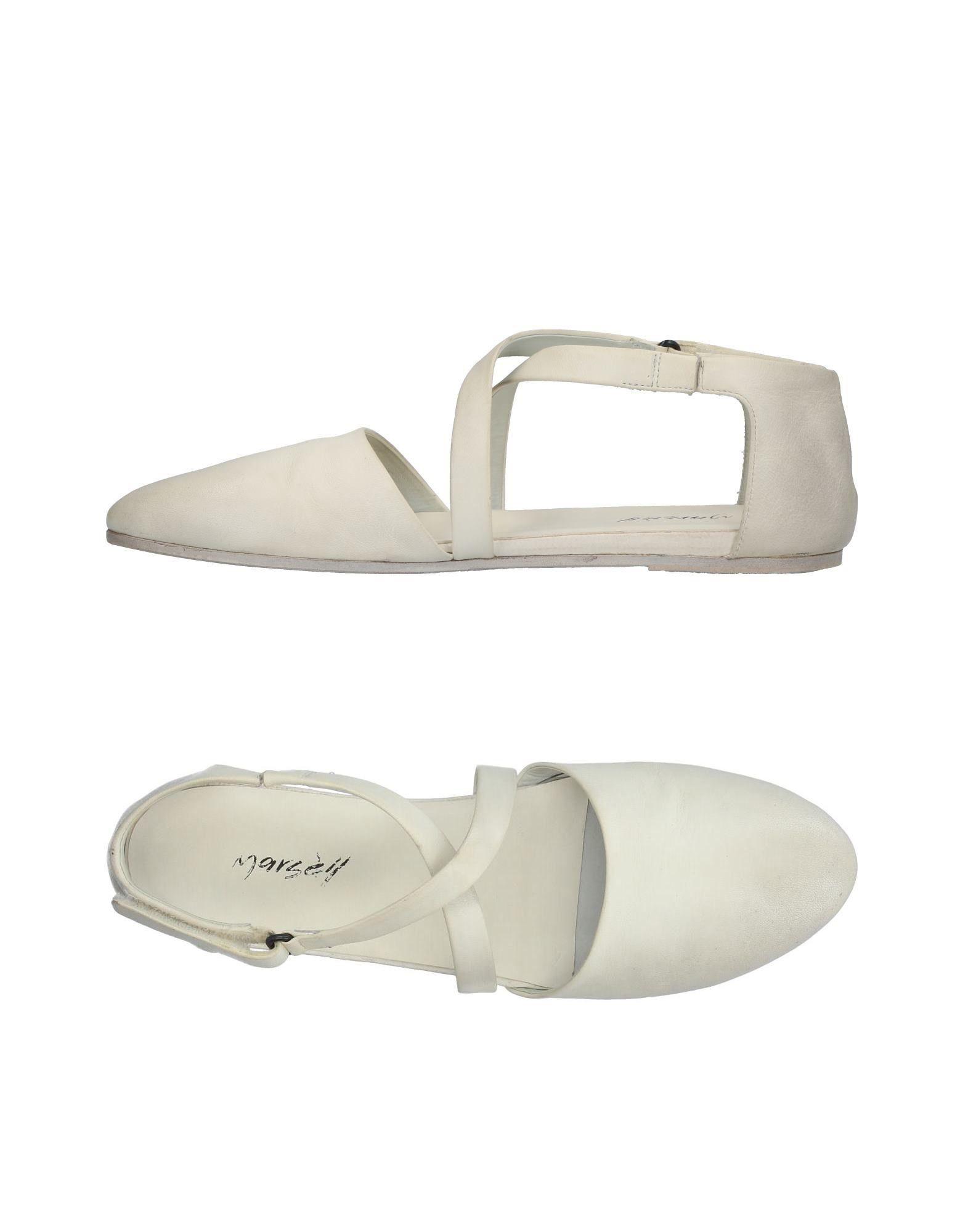 Stilvolle billige Schuhe Marsèll Ballerinas Damen  11388556TQ