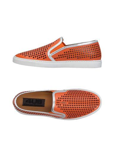 Los últimos zapatos de hombre y mujer Zapatillas Cesare Paciotti 4Us Mujer - Zapatillas Cesare Paciotti 4Us - 11388589HI Naranja