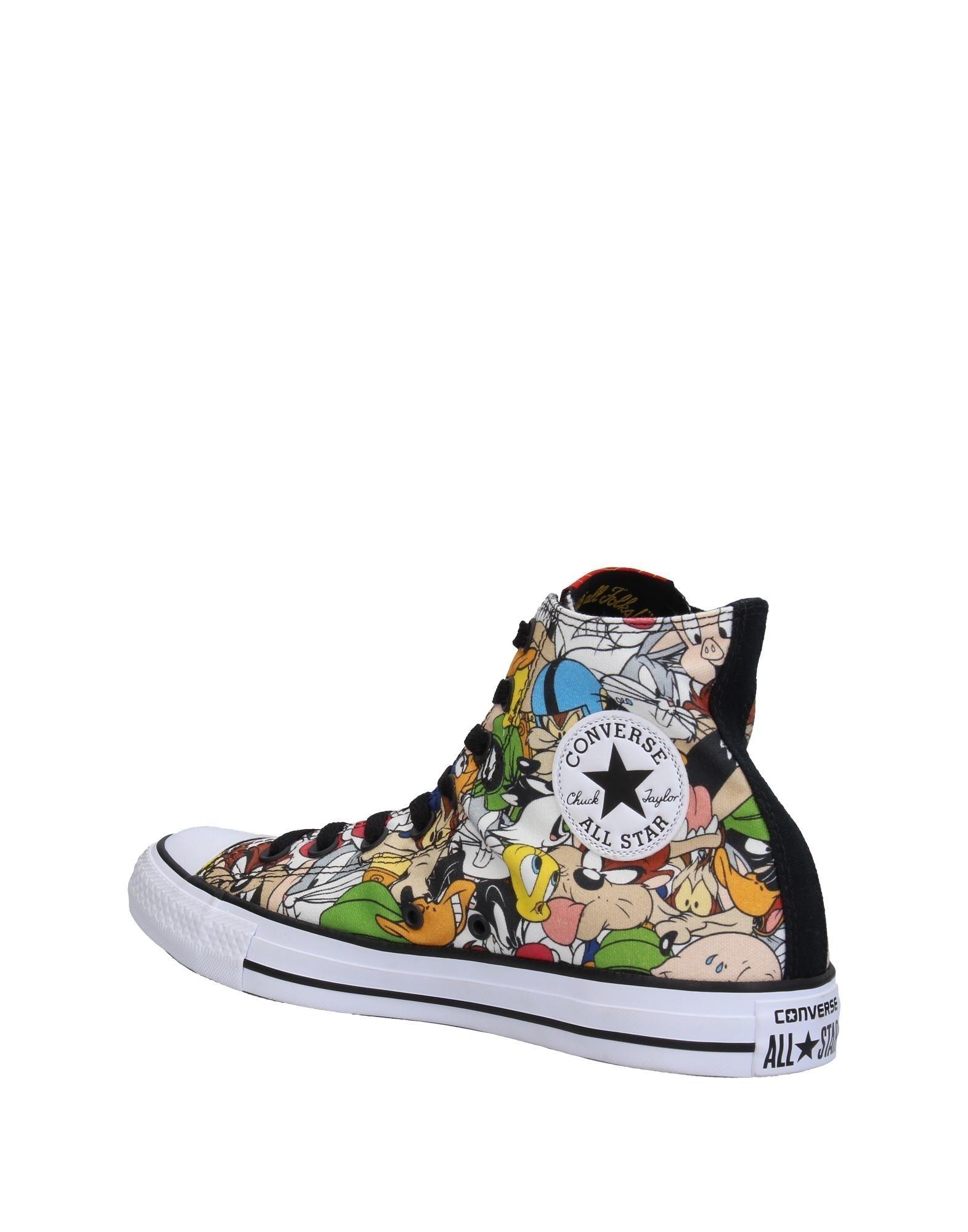 Rabatt echte Schuhe Converse All Star Sneakers Herren  11388608OG