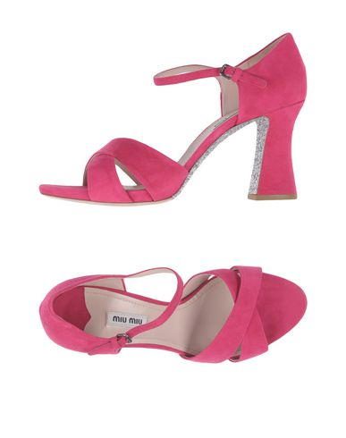 Miu Miu Sandals   Footwear D by Miu Miu