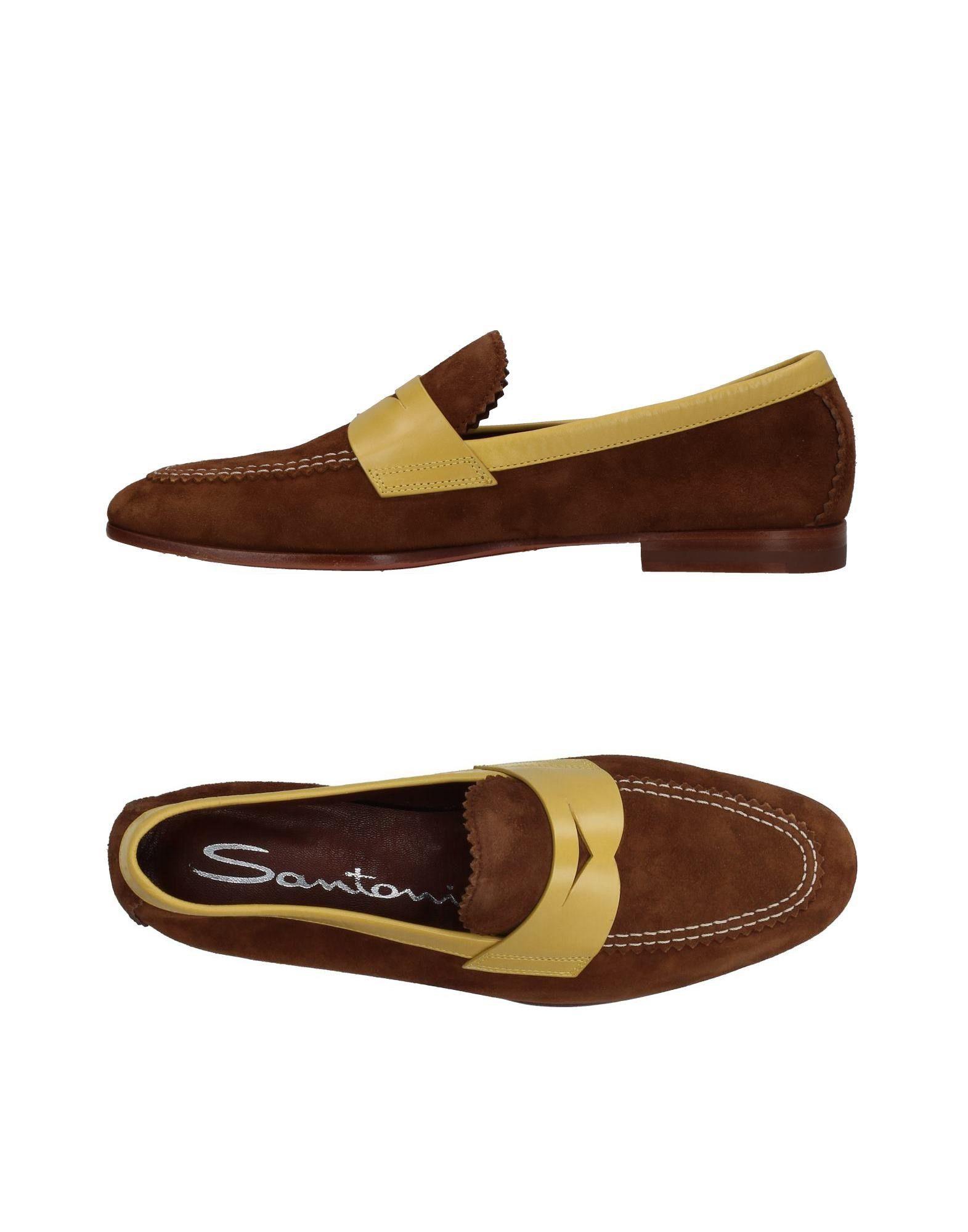 Santoni Mokassins Damen  11389996BXGut aussehende strapazierfähige Schuhe