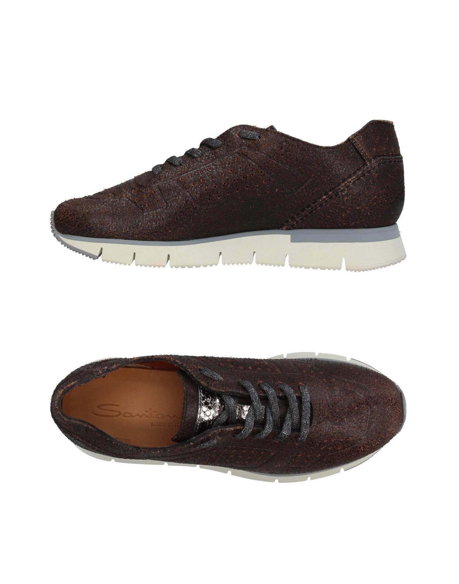 Moda Sneakers Santoni Donna - 11390053AJ