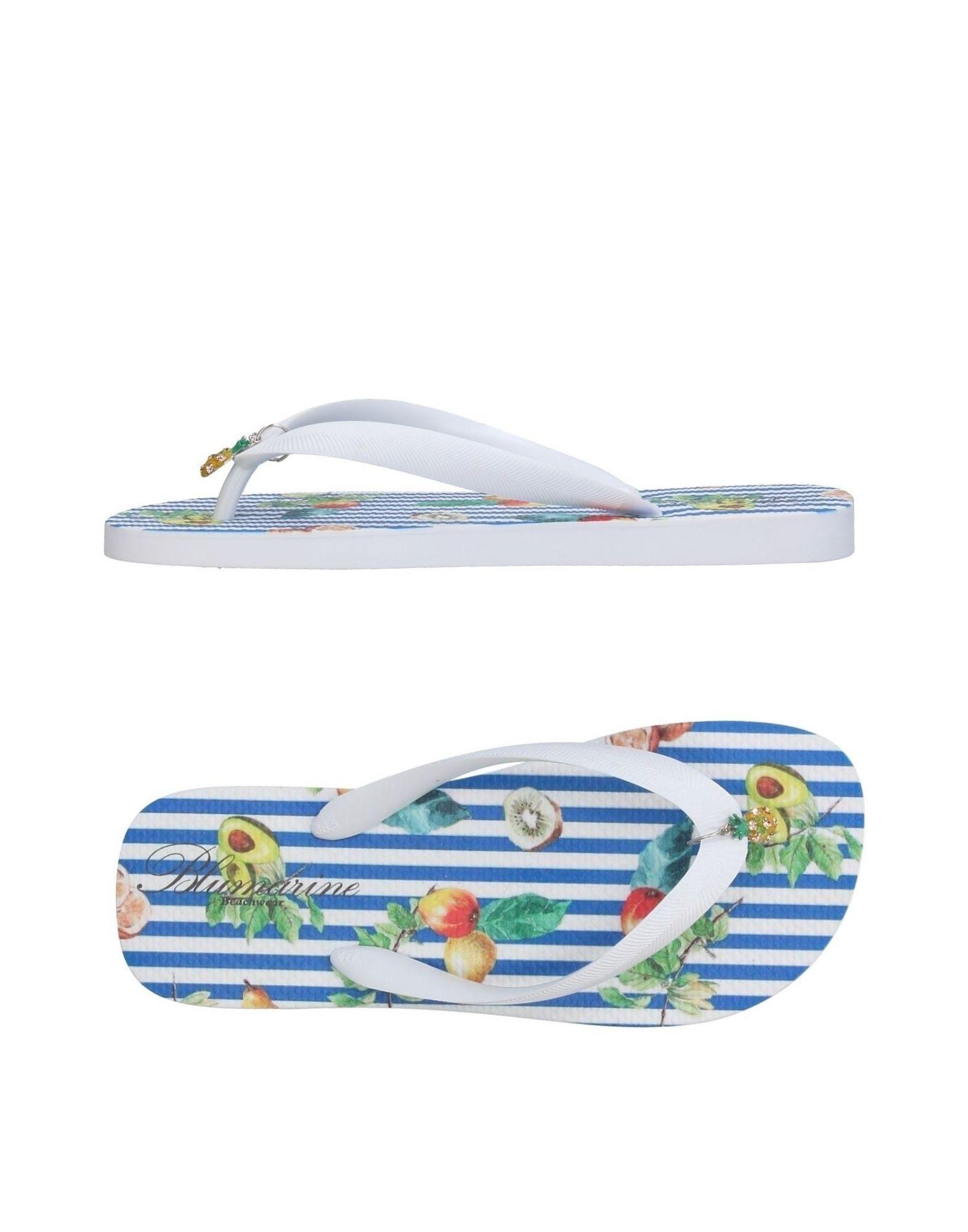 Tongs Blumarine Beachwear Femme - Tongs Blumarine Beachwear sur