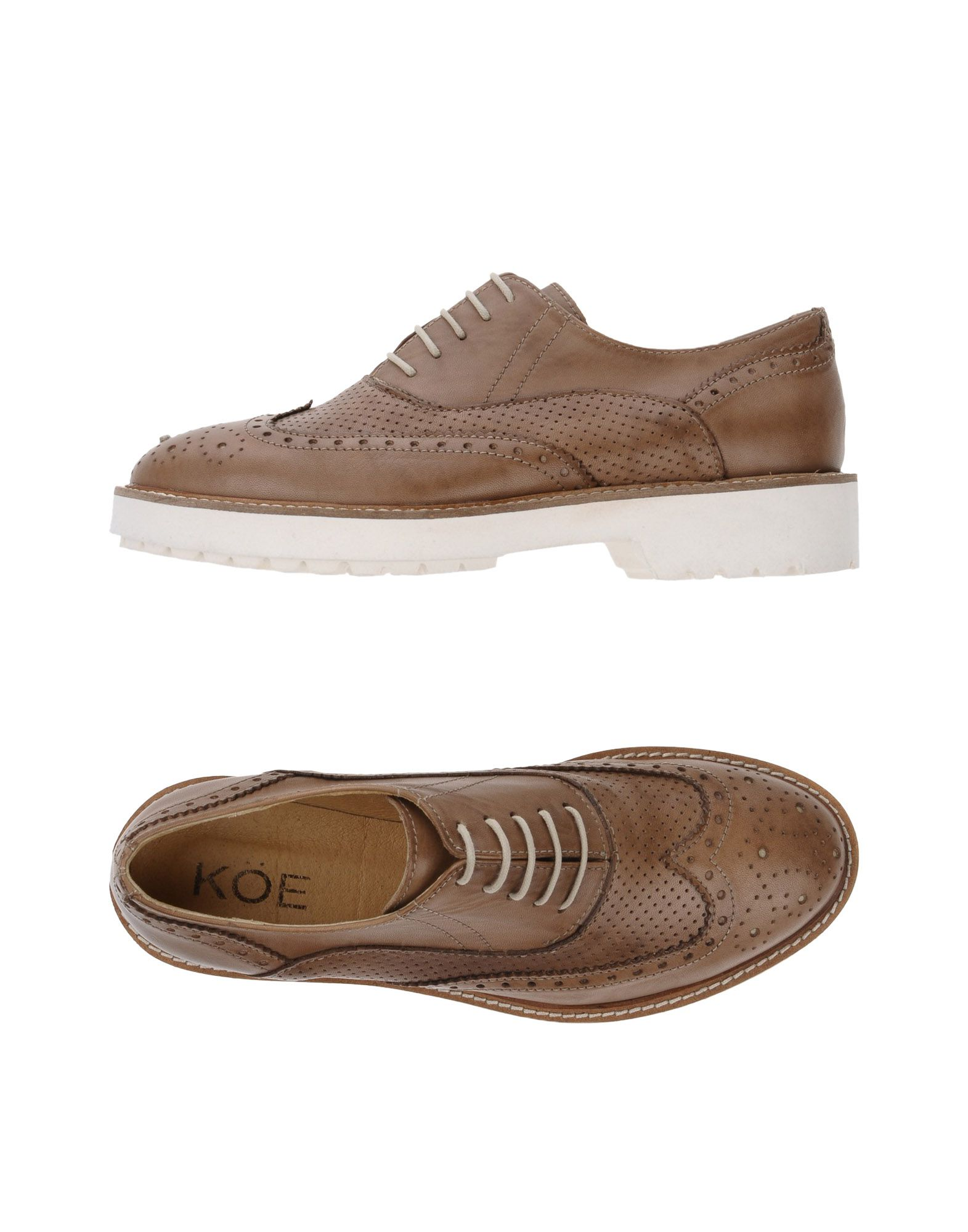 Köe Schnürschuhe Damen  11390080MV Gute Qualität beliebte Schuhe
