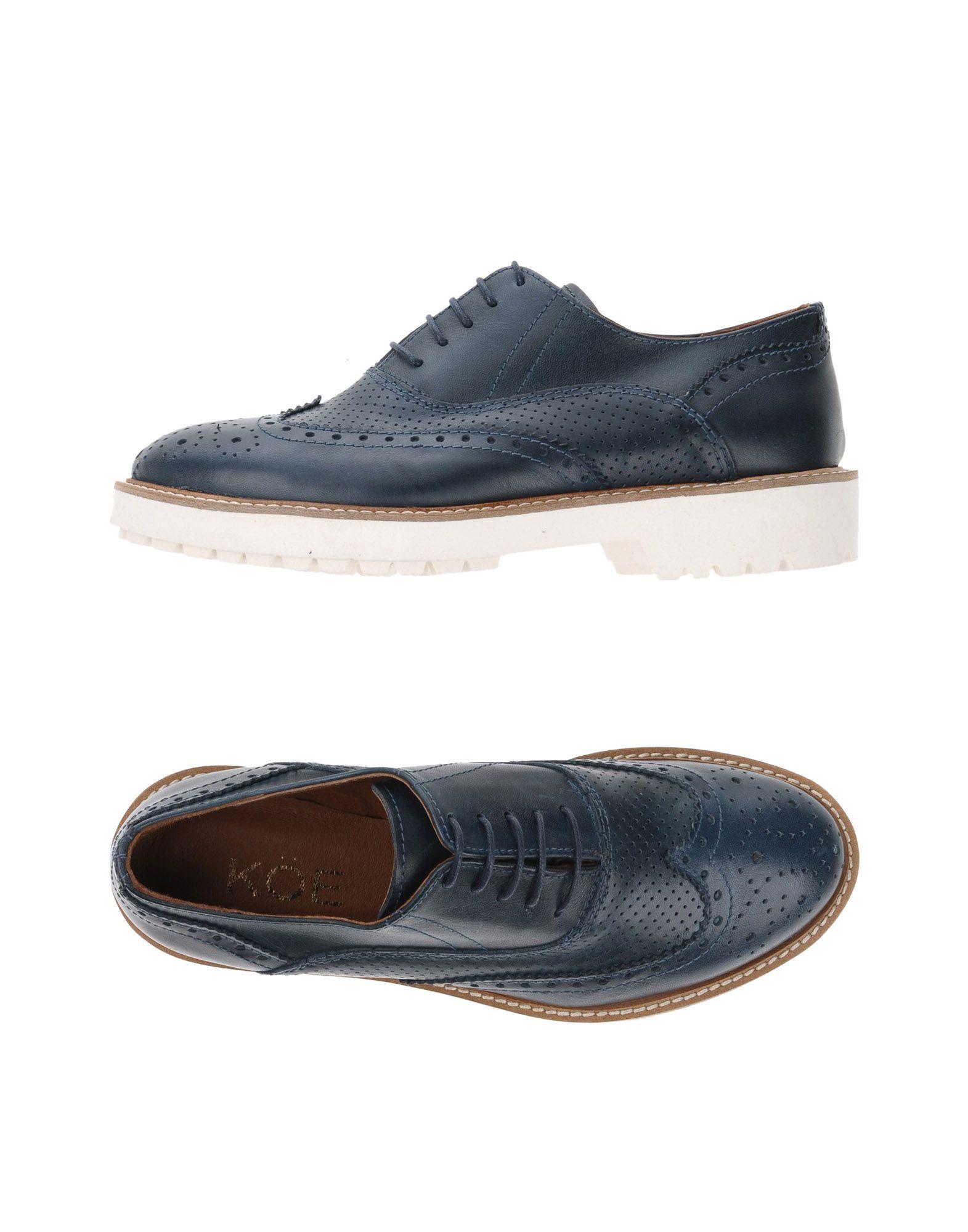 Chaussures À Lacets Köe Femme - Chaussures À Lacets Köe sur