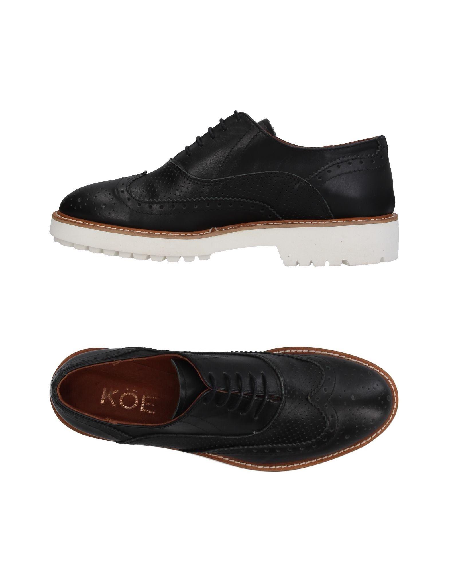 Köe Schnürschuhe Damen  11390093UL Gute Qualität beliebte Schuhe