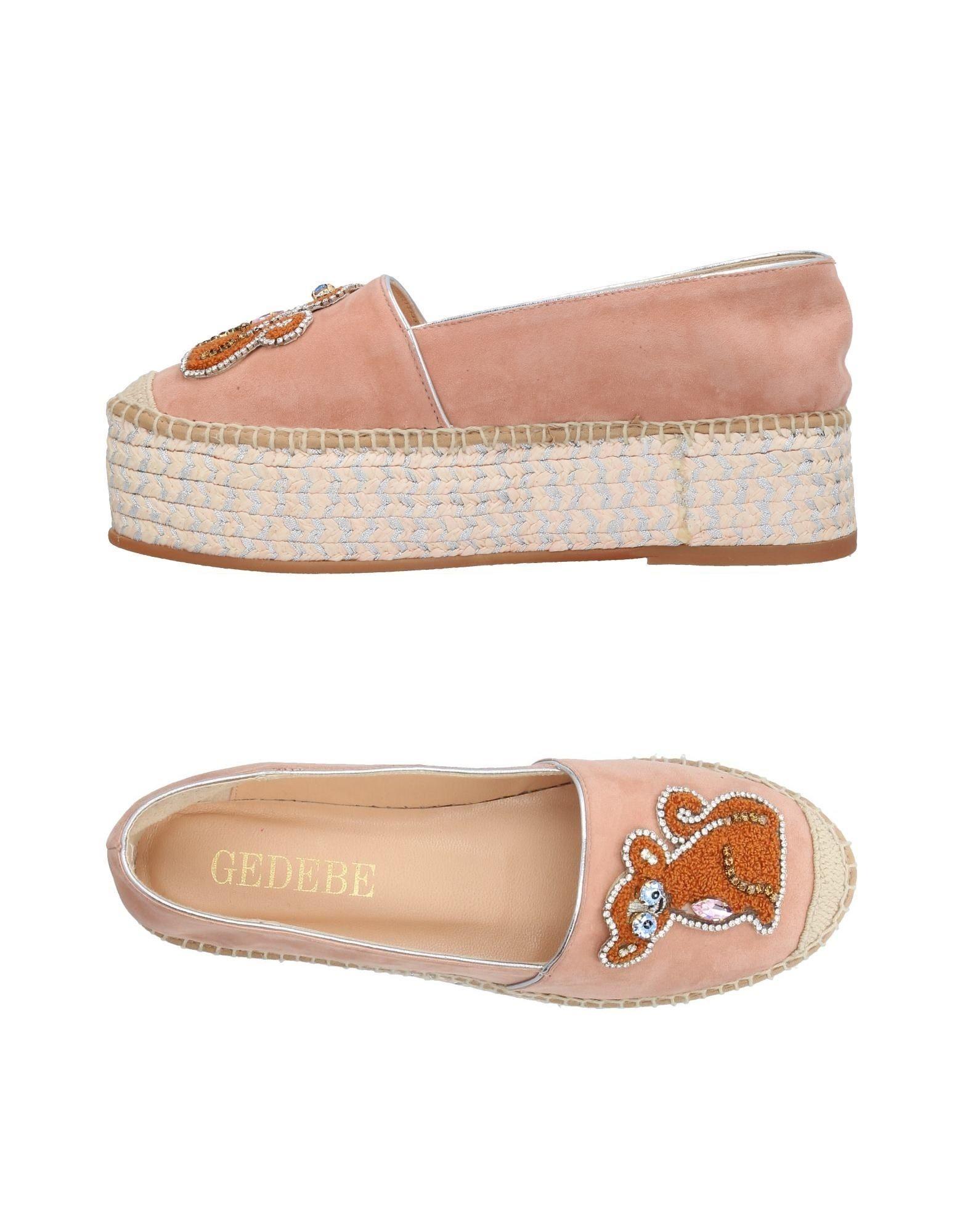 Gedebe Espadrilles Damen    11390147AI Heiße Schuhe 26e8ac