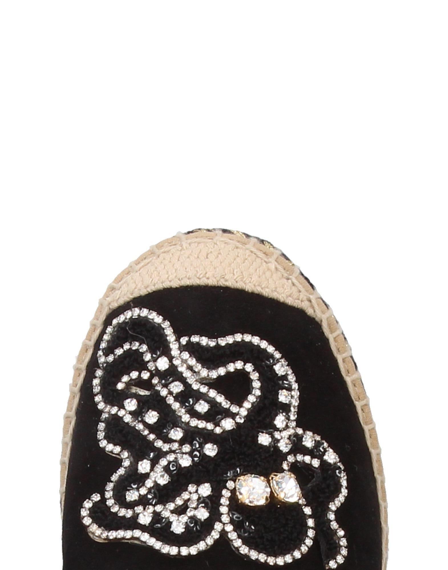 Gedebe Espadrilles Damen Schuhe  11390155LJGut aussehende strapazierfähige Schuhe Damen 8908b7
