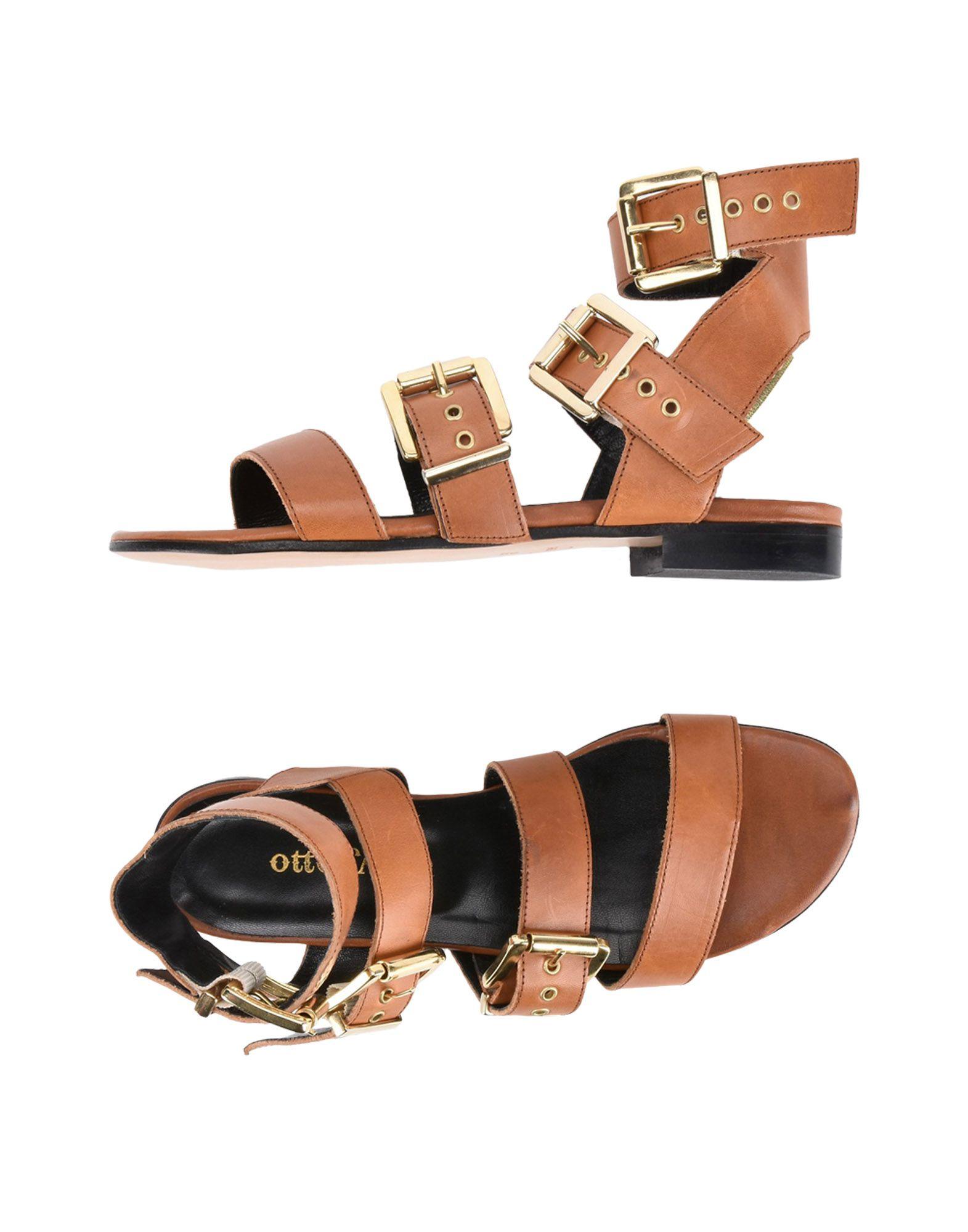 Ottod'ame Sandalen Damen  11390179XX Gute Qualität beliebte Schuhe