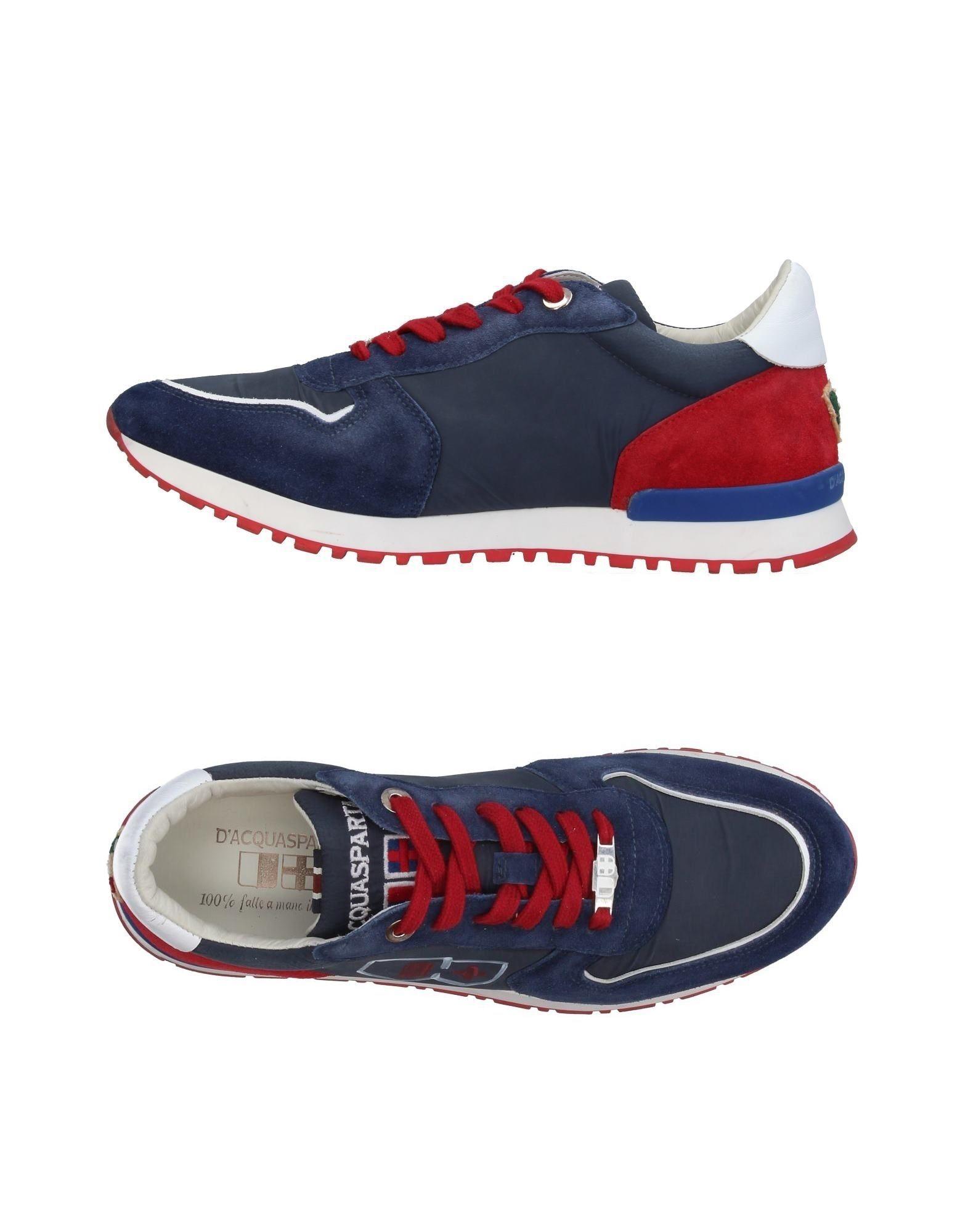 Haltbare Mode billige Schuhe D'Acquasparta Sneakers Herren  11390196VS Heiße Schuhe