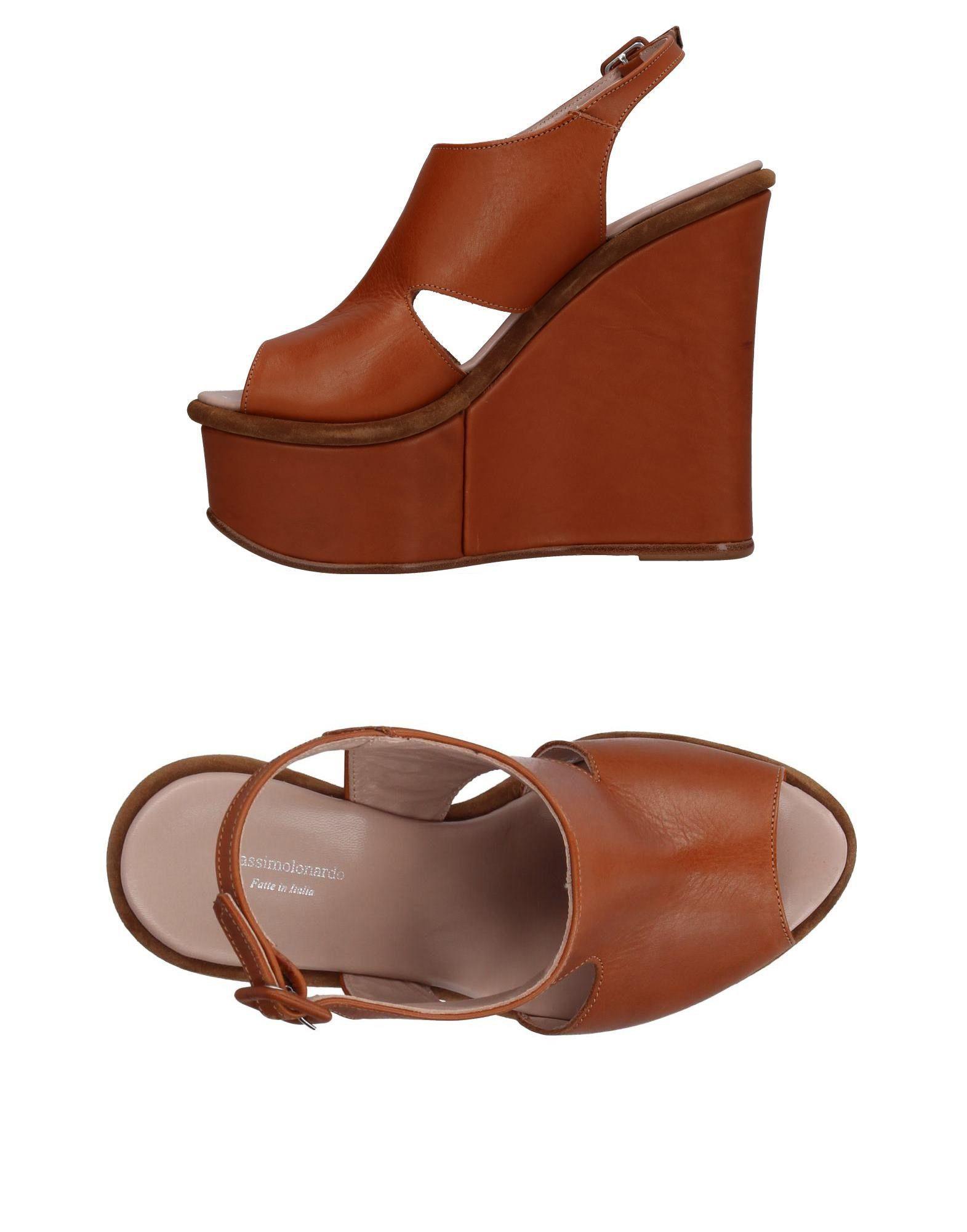 Gut Lonardo um billige Schuhe zu tragenMassimo Lonardo Gut Sandalen Damen  11390205DC bd06e0