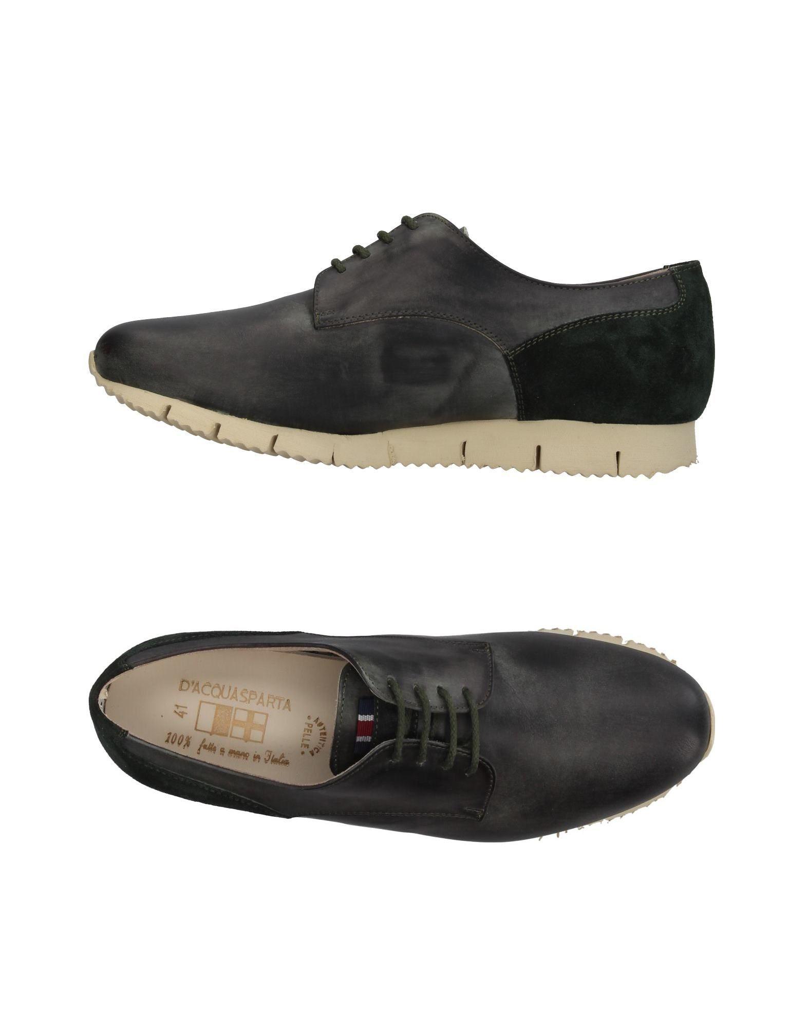 Rabatt echte Schuhe D'Acquasparta Sneakers Herren  11390206HH