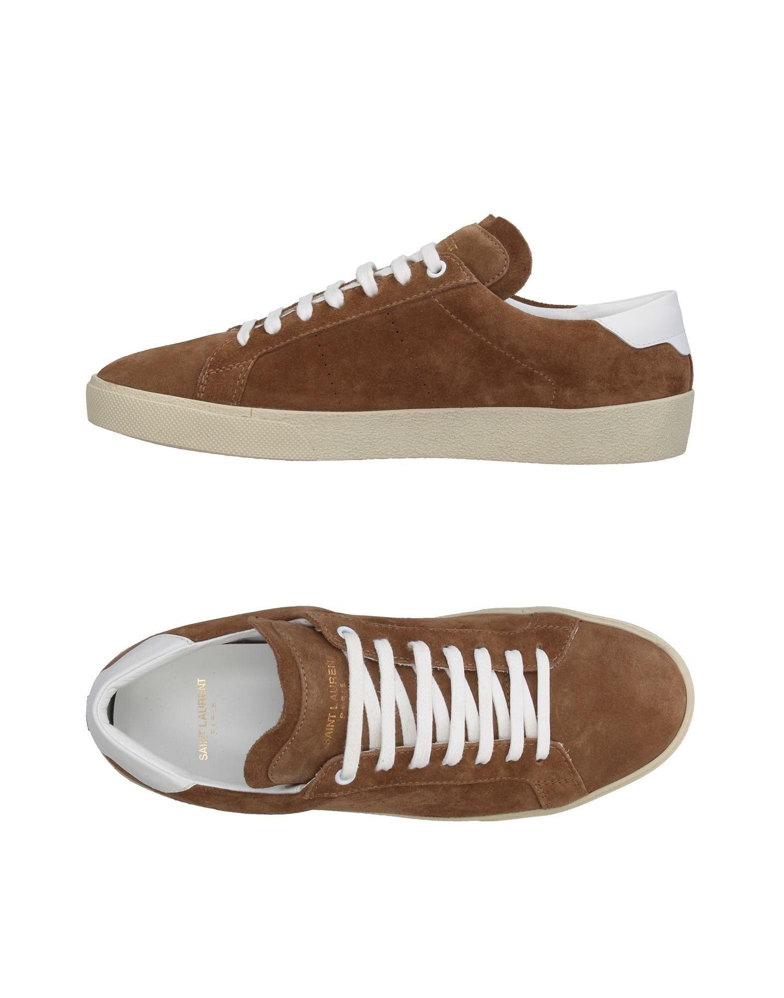 Saint Laurent Sneakers Herren  11390228EW Gute Qualität beliebte Schuhe