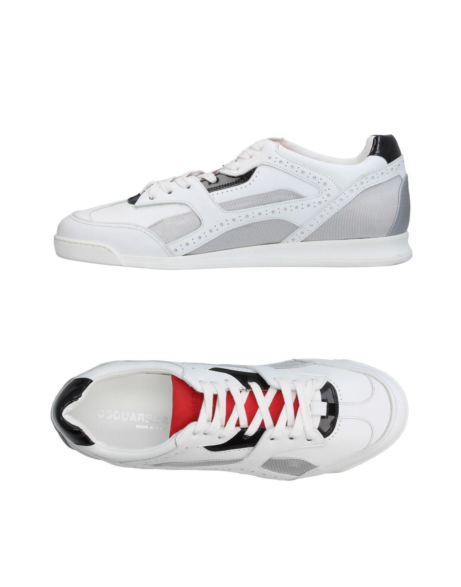 Günstige und modische Schuhe Dsquared2 Sneakers Herren  11390279FP