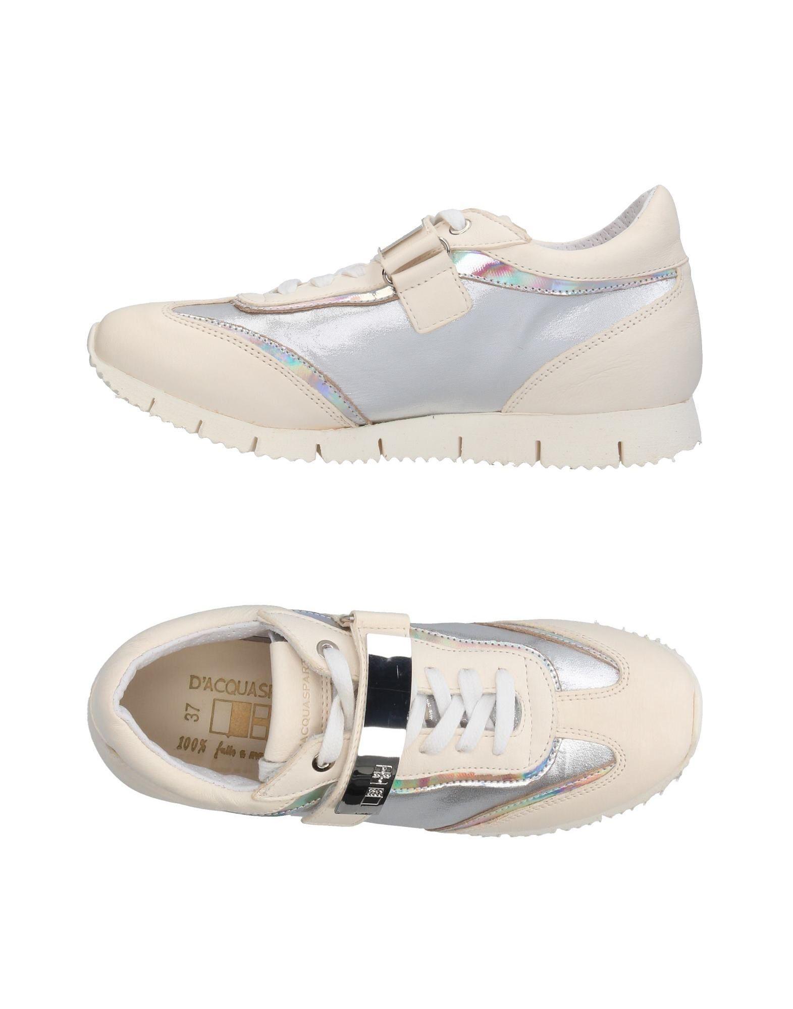 D'Acquasparta Sneakers Damen  11390360DO Gute Qualität beliebte Schuhe