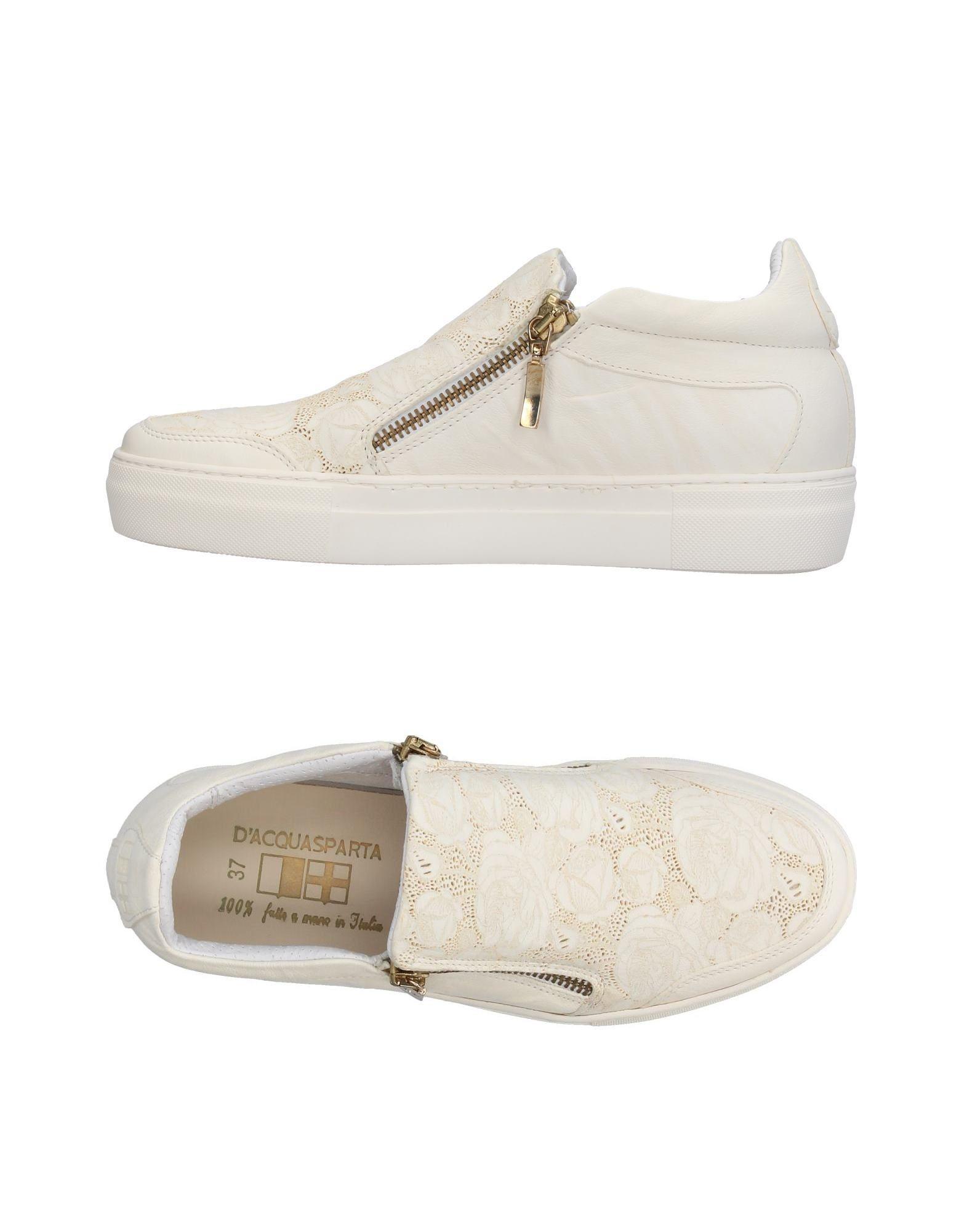 D'Acquasparta Sneakers Sneakers D'Acquasparta Damen  11390363FV  202dca