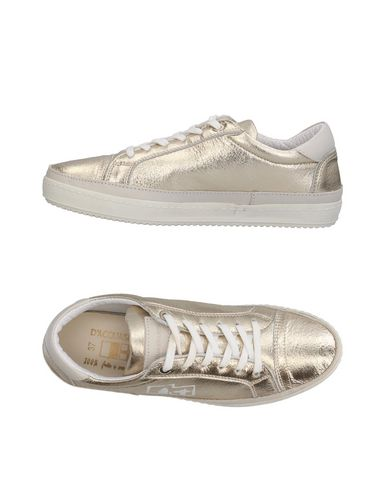 Zapatos de hombres y mujeres de moda casual Zapatillas D'Acquasparta Mujer - Zapatillas D'Acquasparta - 11390468BF Platino