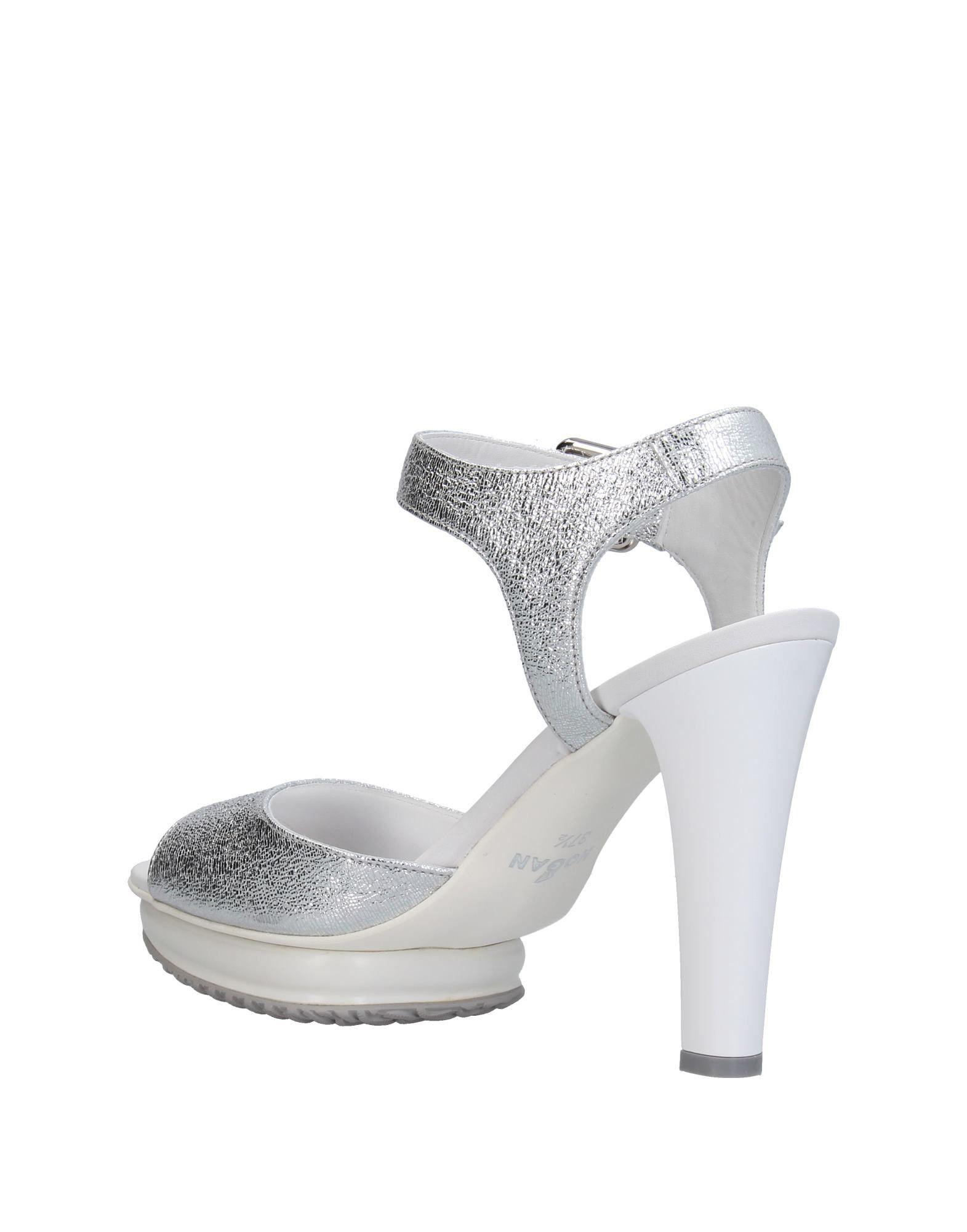 Stilvolle billige Sandalen Schuhe Hogan Sandalen billige Damen  11390575DV 859175