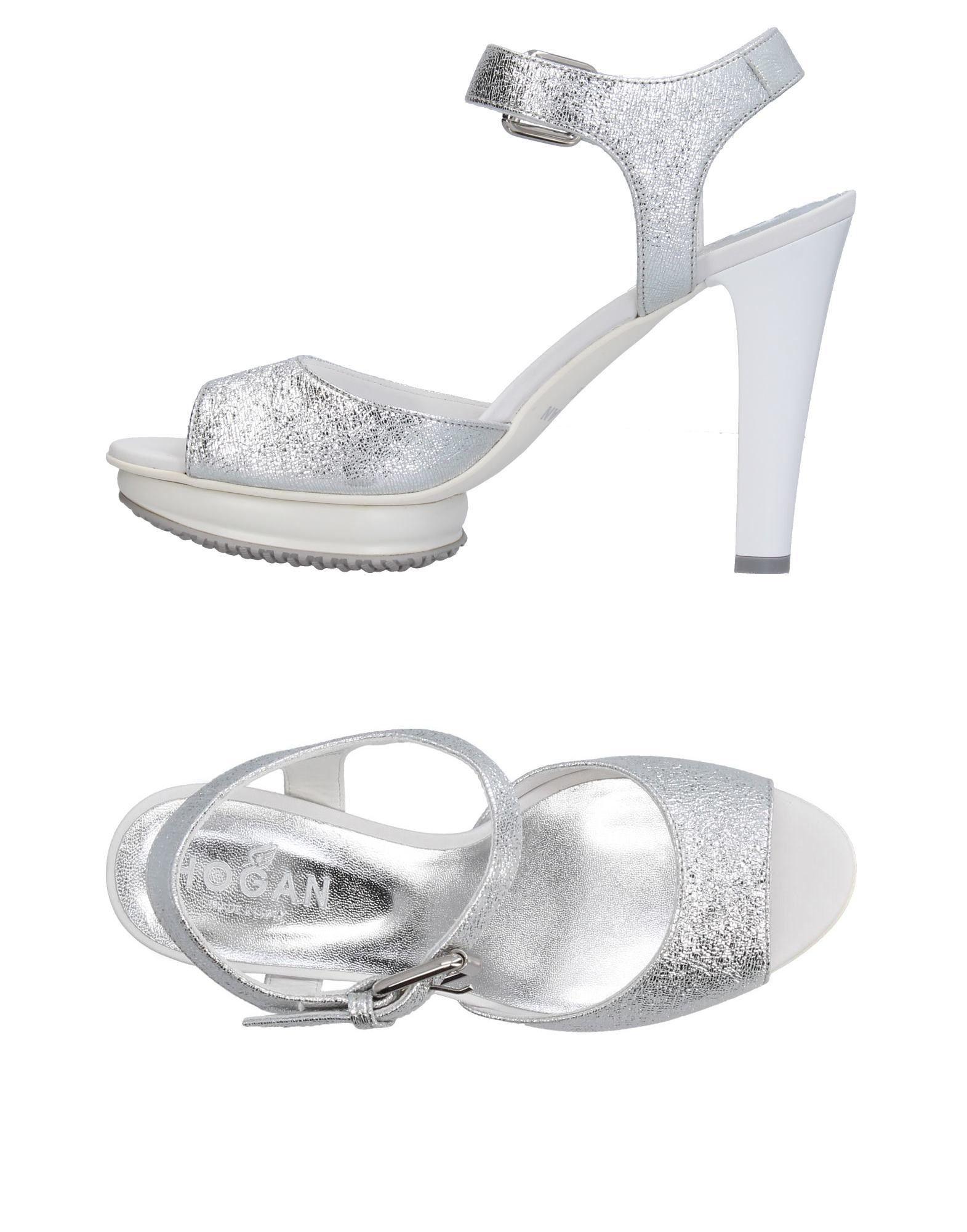 Stilvolle billige Schuhe Hogan Sandalen Damen  11390575DV
