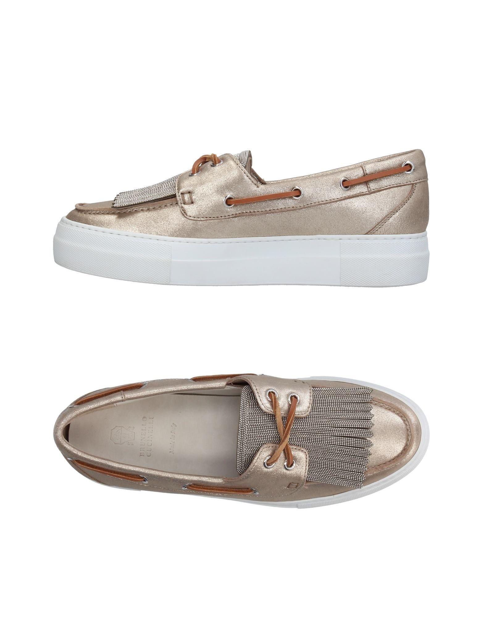 Brunello Cucinelli Mokassins Damen  11390607CFGünstige gut aussehende Schuhe