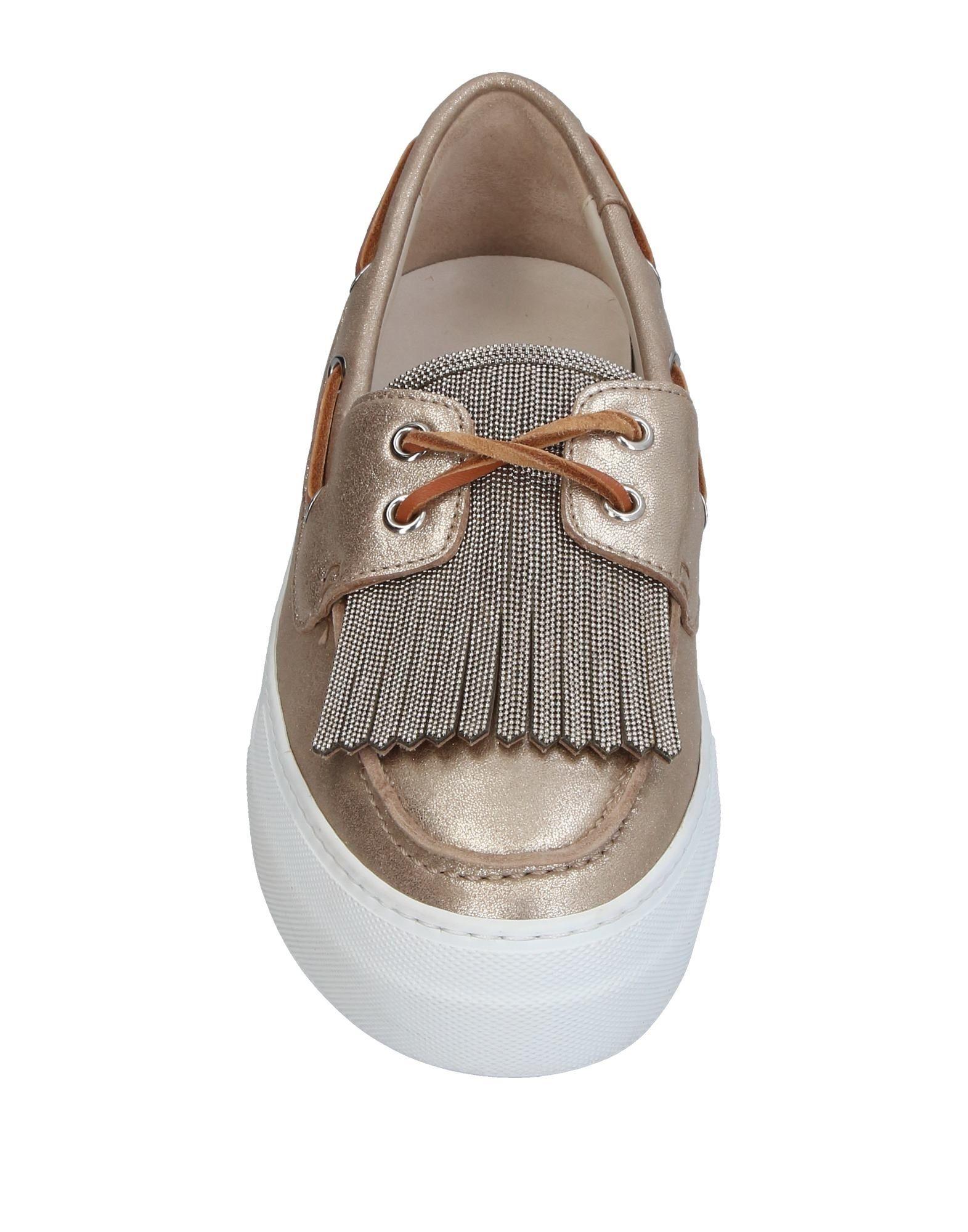 Brunello Cucinelli Mokassins Damen   Damen 11390607CF Neue Schuhe b34ce8