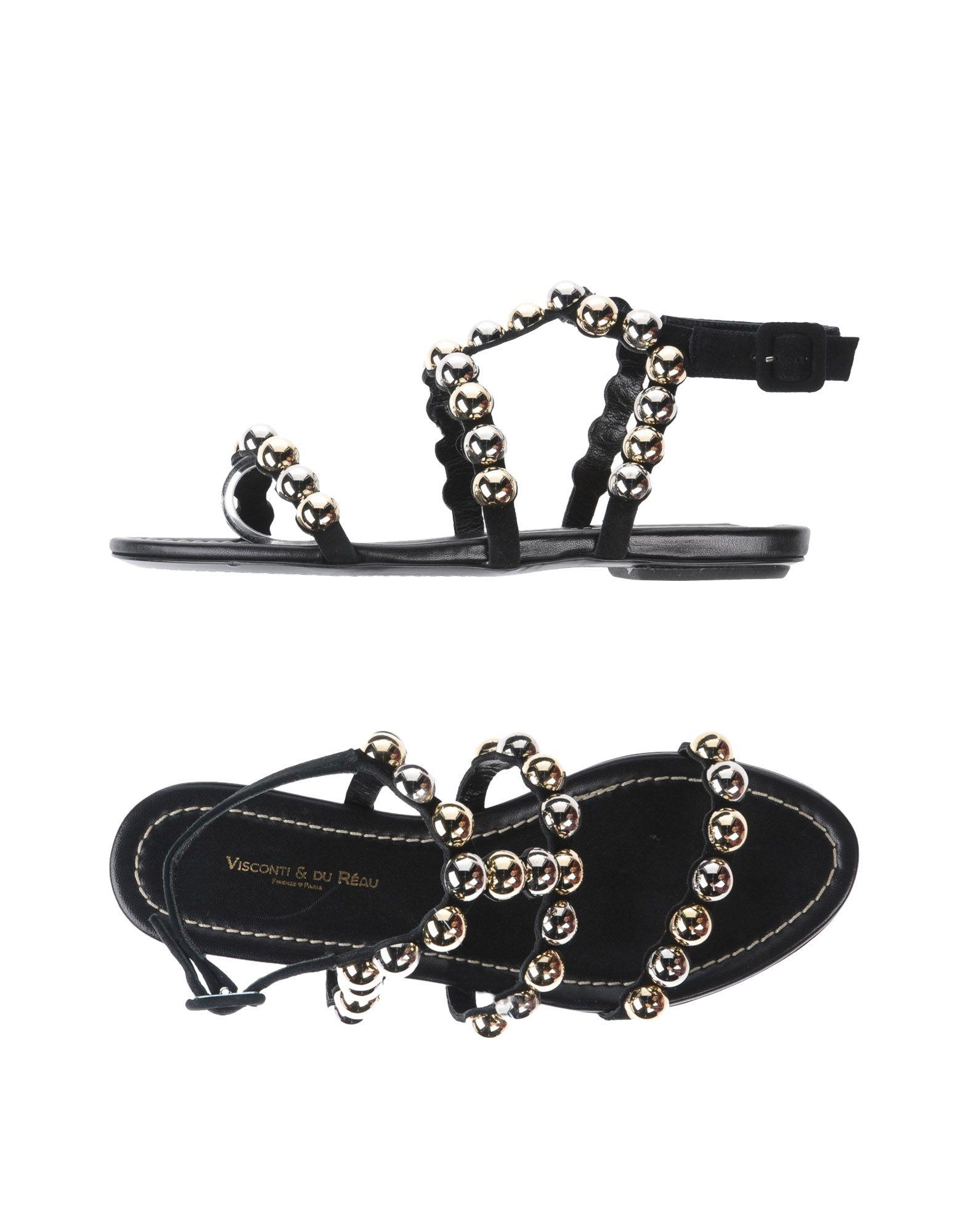 Gut um billige Schuhe zu tragenVisconti & Du Réau Sandalen Damen  11390649XN