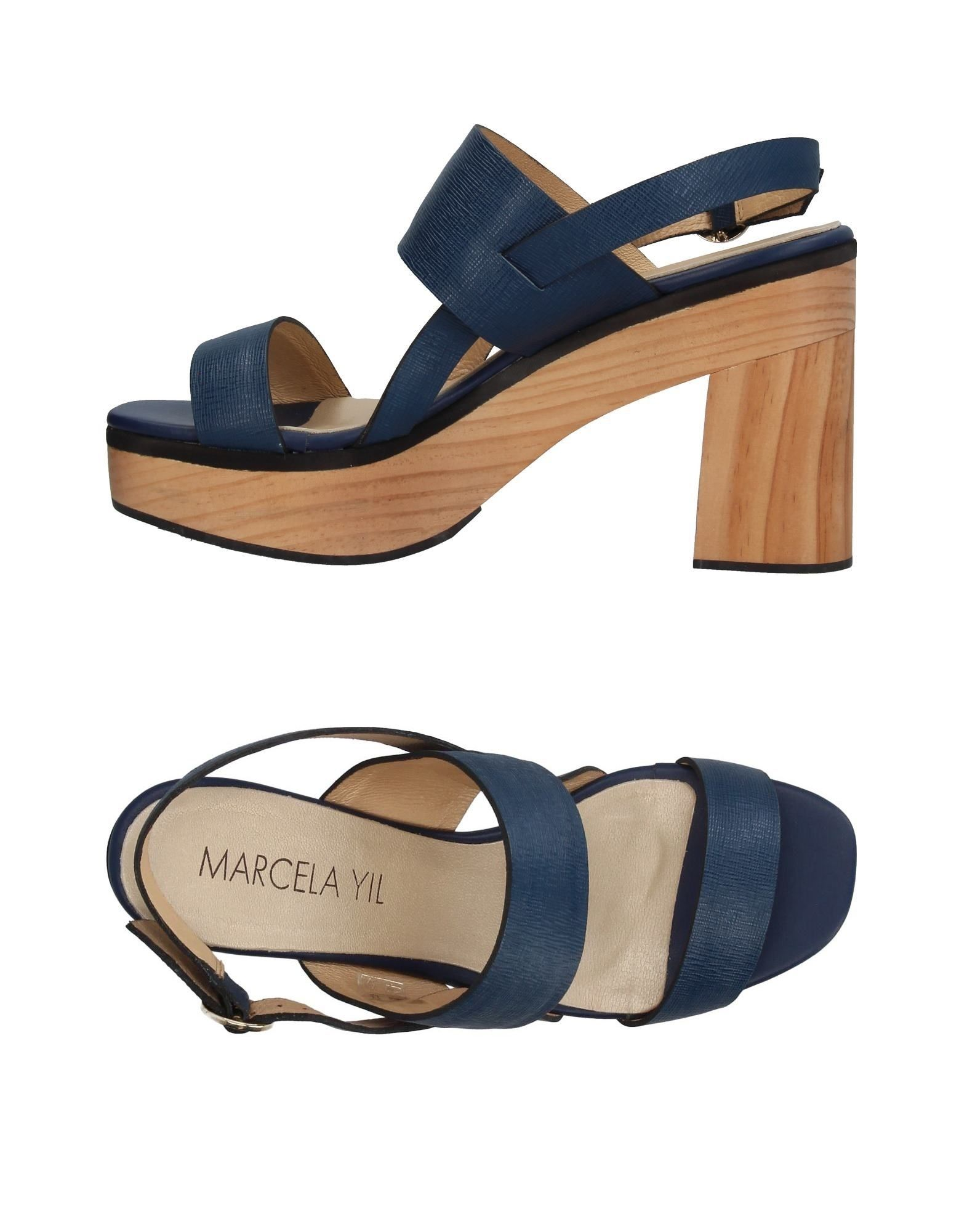 FOOTWEAR - Lace-up shoes Marcela Yil