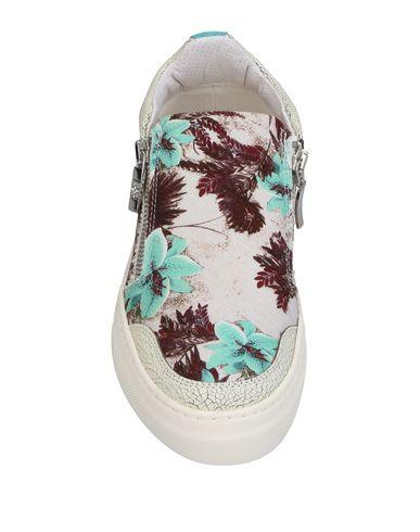 Bianco Sneakers Scarpe Donna D'acquasparta