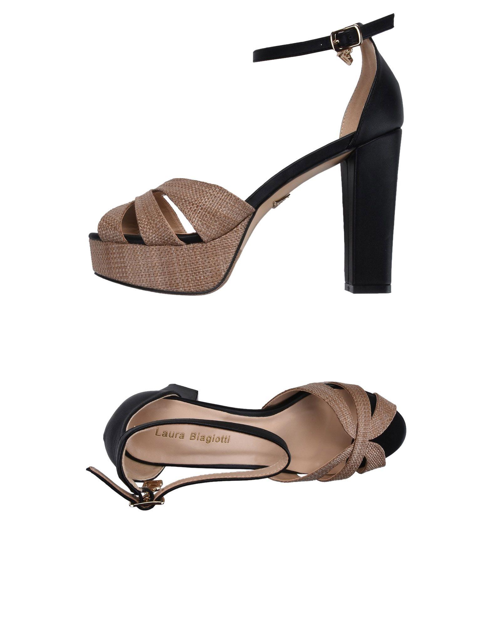 Laura Laura Biagiotti Sandals - Women Laura Laura Biagiotti Sandals online on  Australia - 11390732KL 15be1d
