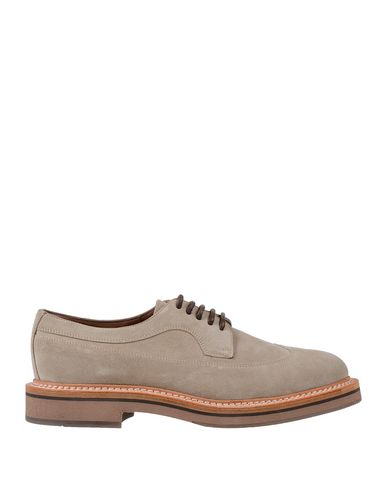 BRUNELLO CUCINELLI - Laced shoes