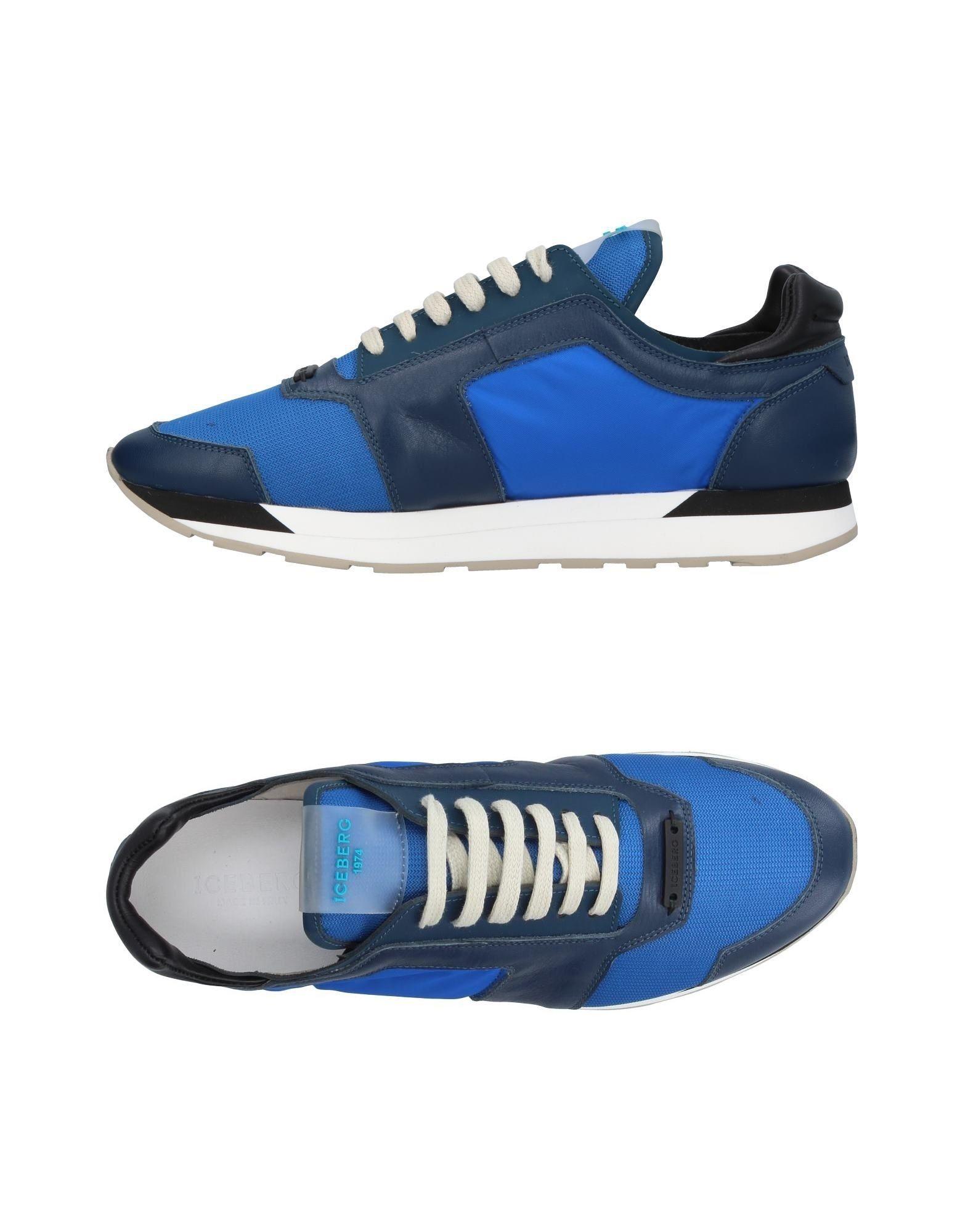 Günstige und modische Schuhe Iceberg Sneakers Herren  11390757JV