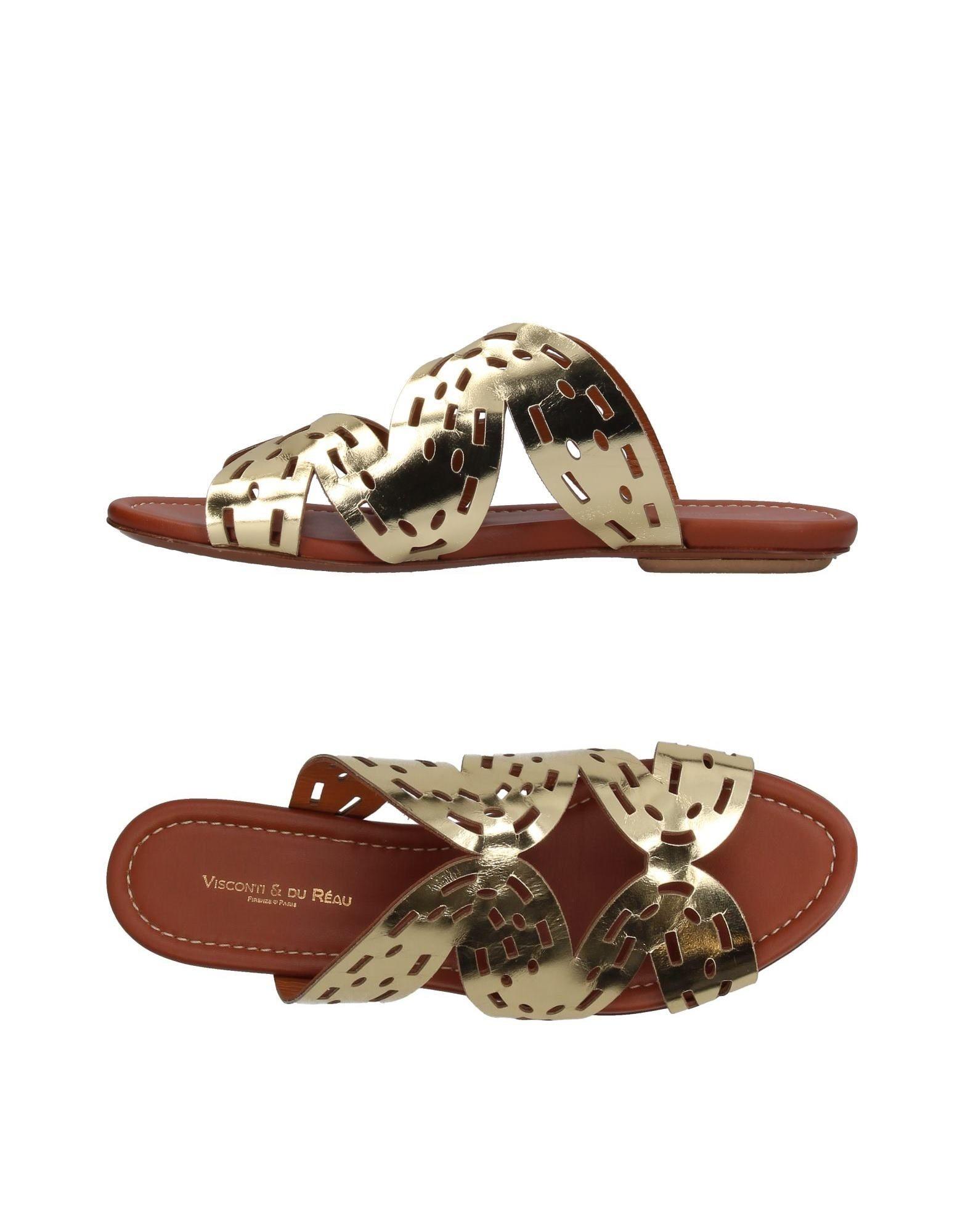 Visconti & Du Réau Sandalen Damen  11390789AO Gute Qualität beliebte Schuhe