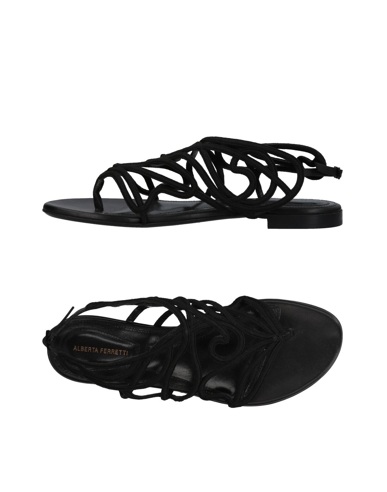 Rabatt Schuhe Alberta Ferretti Sandalen Damen  11390853EP
