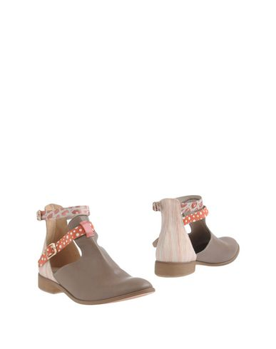 FOOTWEAR - Ankle boots on YOOX.COM Ebarrito 4TdSAZ