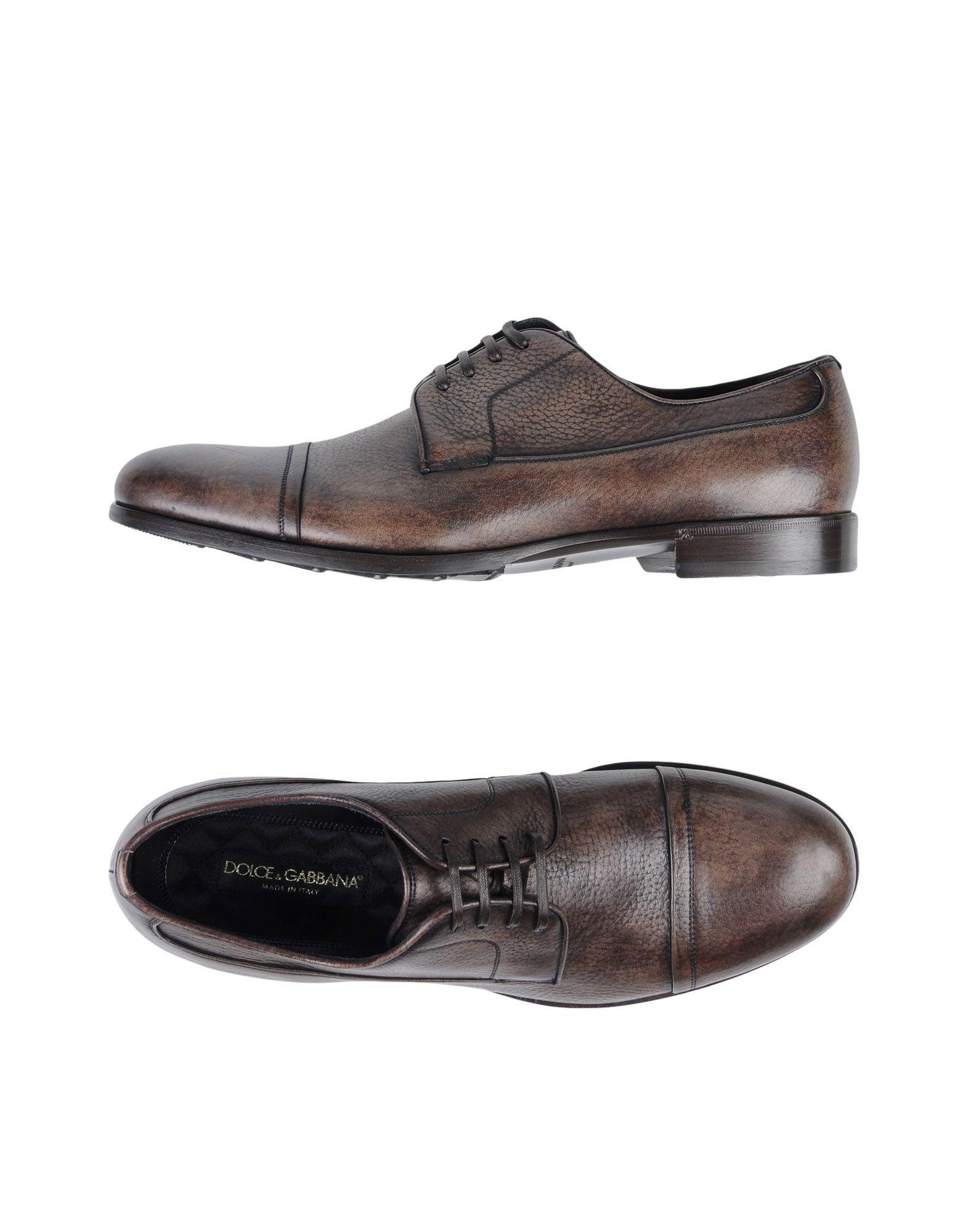 Dolce & Gabbana Schnürschuhe Herren  11390872NU Gute Qualität beliebte Schuhe
