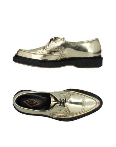 Descuento por tiempo limitado Zapato De Cordones Adieu Mujer - Zapatos De Cordones Adieu - 11390958LI Oro