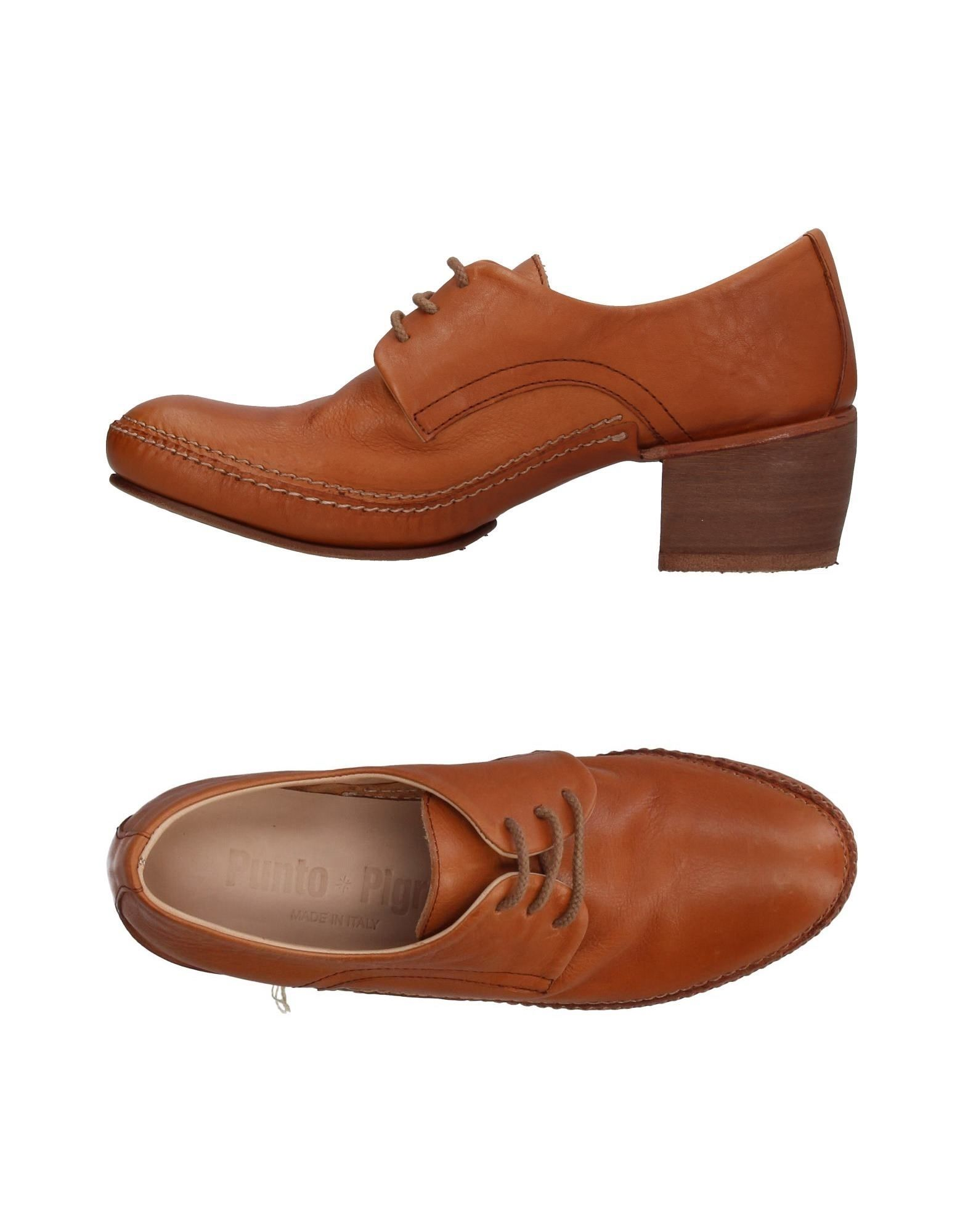 Punto Pigro Schnürschuhe Damen  11390980SI Gute Qualität beliebte Schuhe
